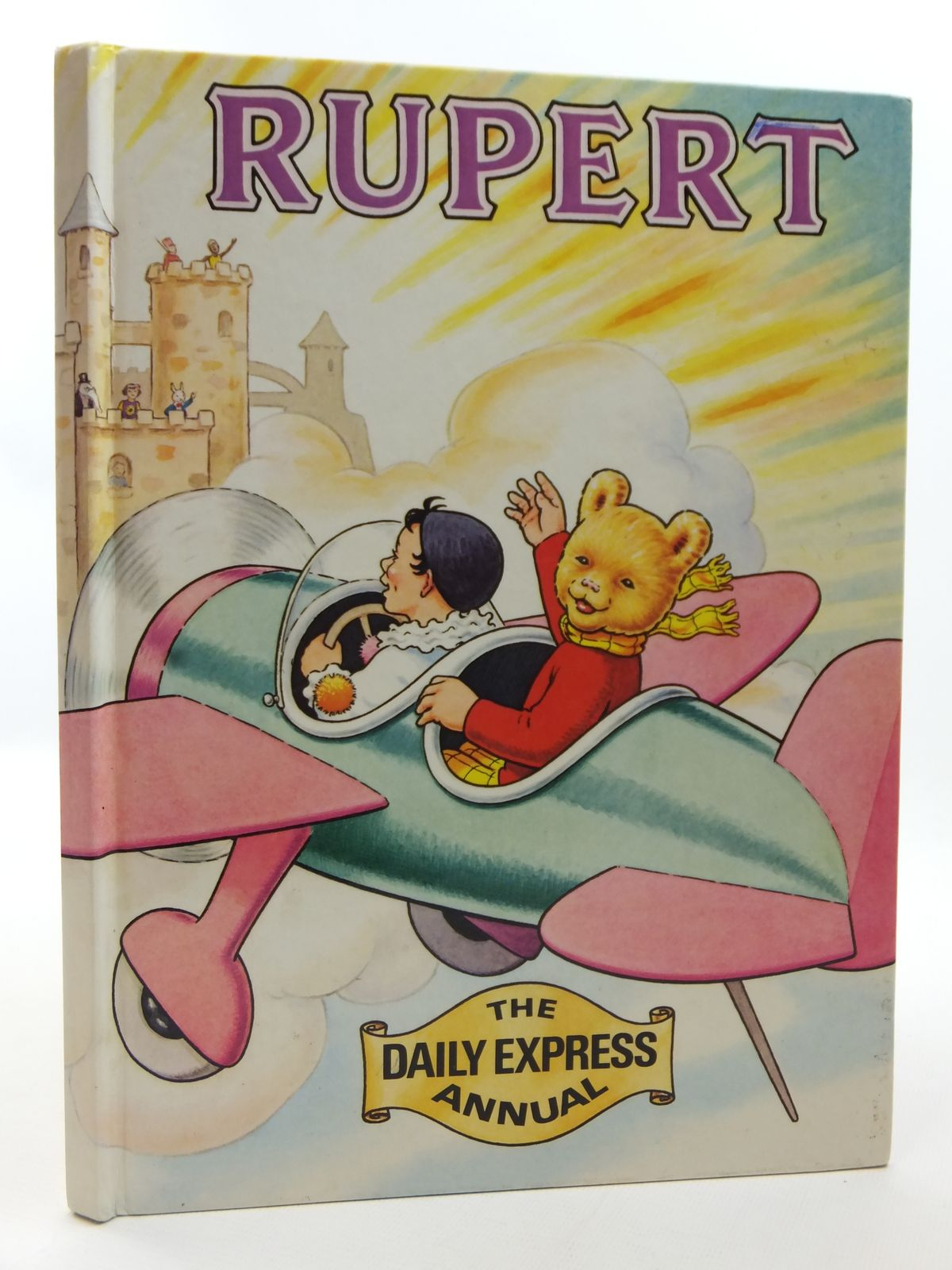 Photo of RUPERT ANNUAL 1983 illustrated by Harrold, John published by Express Newspapers Ltd. (STOCK CODE: 2122895)  for sale by Stella & Rose's Books
