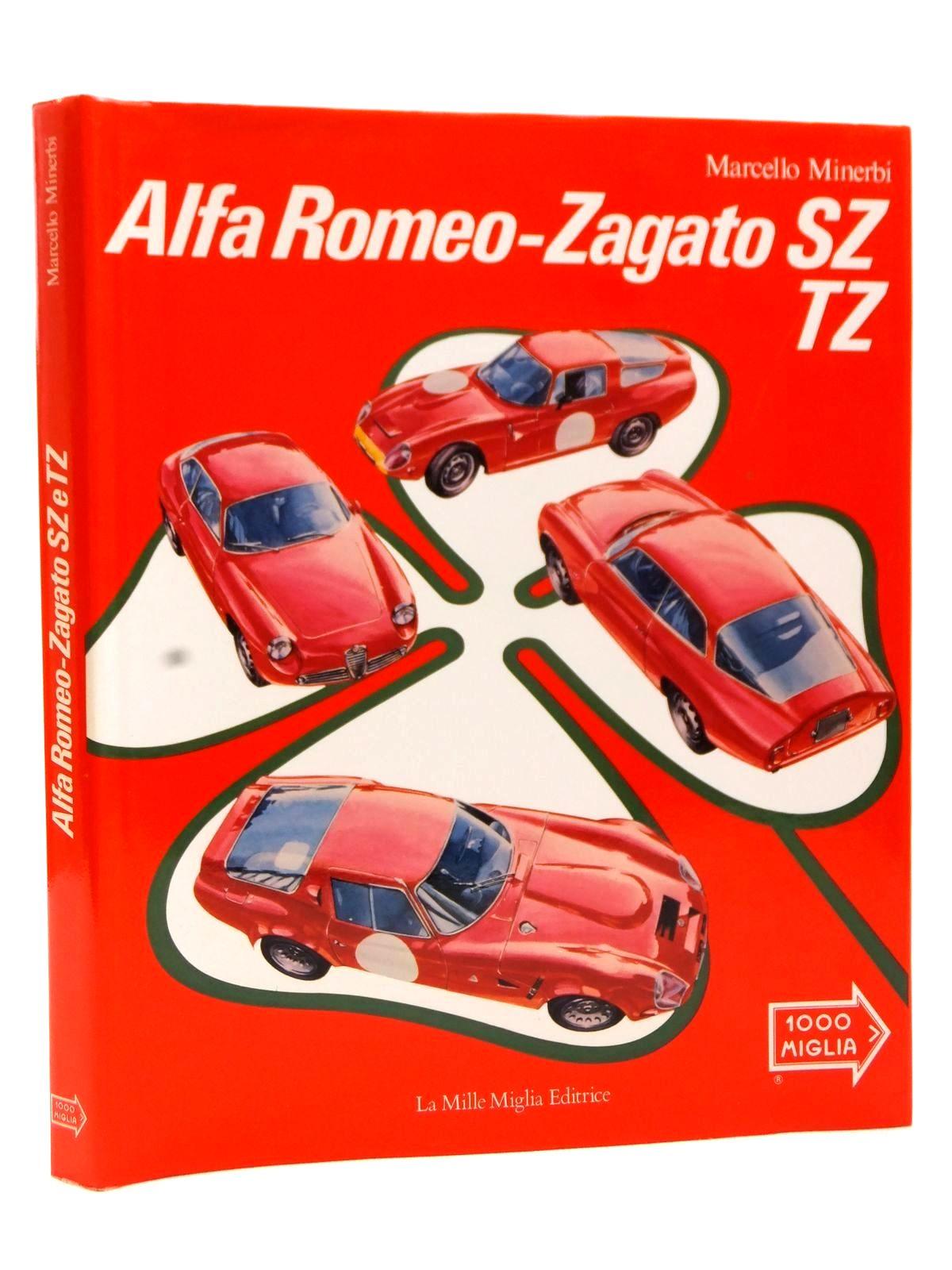 Alfa Romeo Zagato Sz E Tz