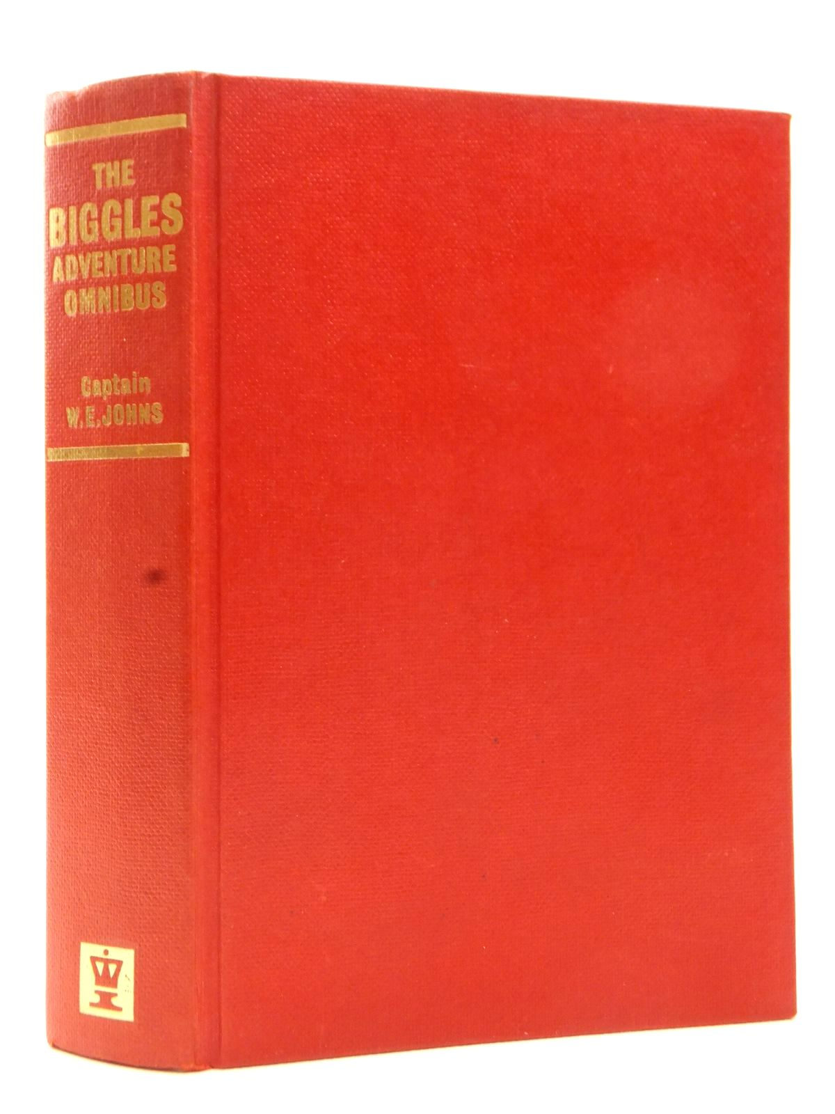 Photo of THE BIGGLES ADVENTURE OMNIBUS written by Johns, W.E. published by Hodder & Stoughton (STOCK CODE: 2123052)  for sale by Stella & Rose's Books