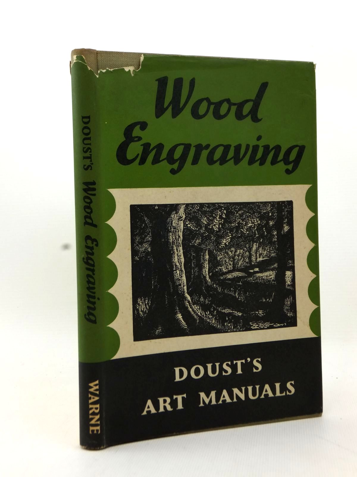 Photo of A MANUAL ON WOOD ENGRAVING written by Doust, L.A. illustrated by Doust, L.A. published by Frederick Warne & Co Ltd. (STOCK CODE: 2123212)  for sale by Stella & Rose's Books