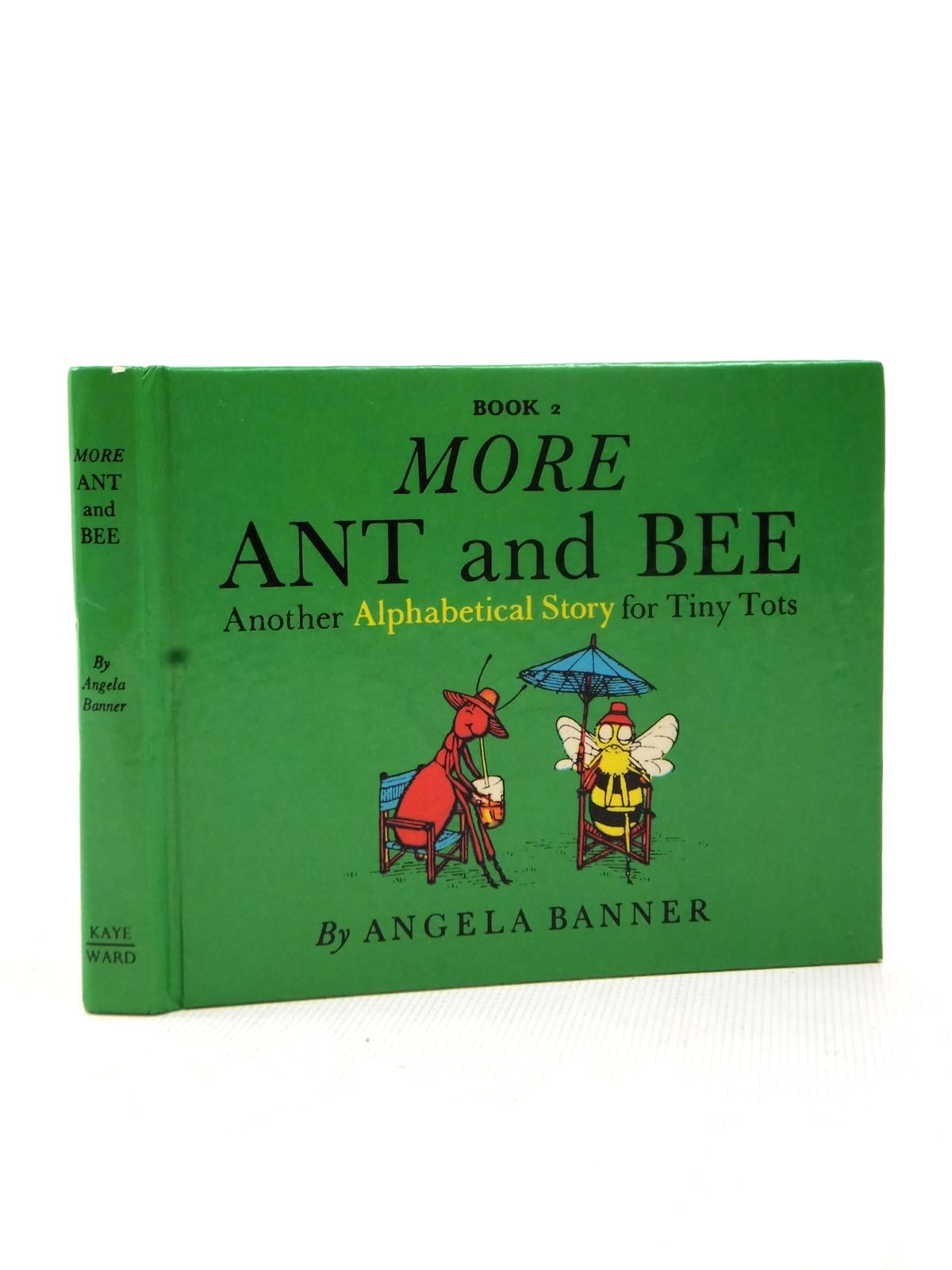 Photo of MORE ANT AND BEE written by Banner, Angela illustrated by Ward, Bryan published by Kaye & Ward Ltd. (STOCK CODE: 2123234)  for sale by Stella & Rose's Books