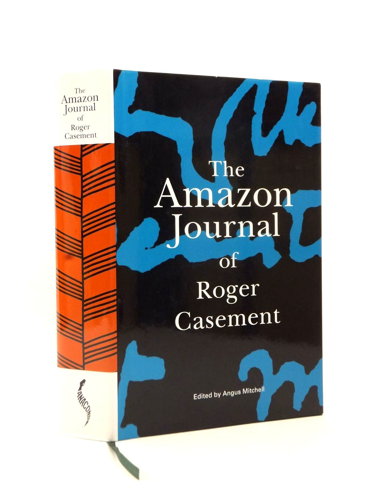 Photo of THE AMAZON JOURNAL OF ROGER CASEMENT written by Casement, Roger<br />Mitchell, Angus published by Anaconda Editions (STOCK CODE: 2123256)  for sale by Stella & Rose's Books