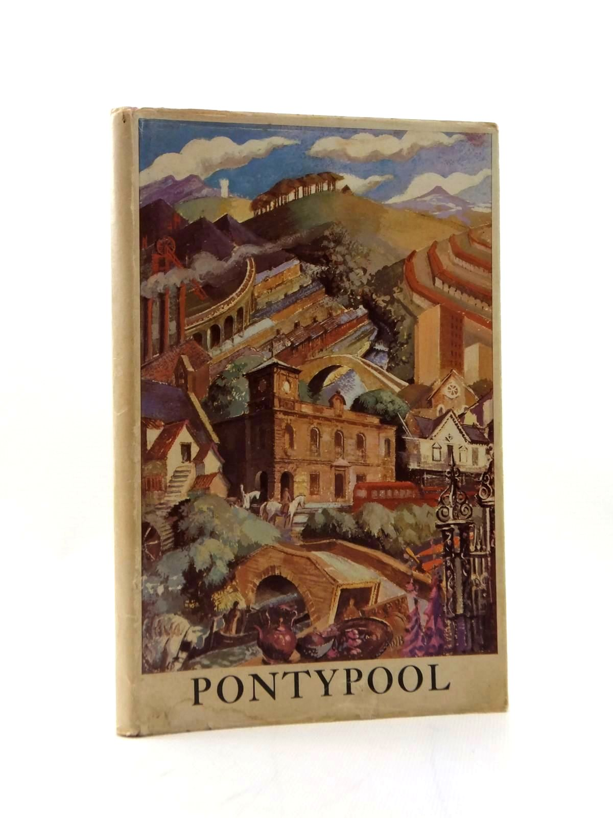 Photo of PONTYPOOL A CONCISE HISTORY AND GUIDE written by Sambrook, W.L. published by Pontypool Urban District Council (STOCK CODE: 2123371)  for sale by Stella & Rose's Books