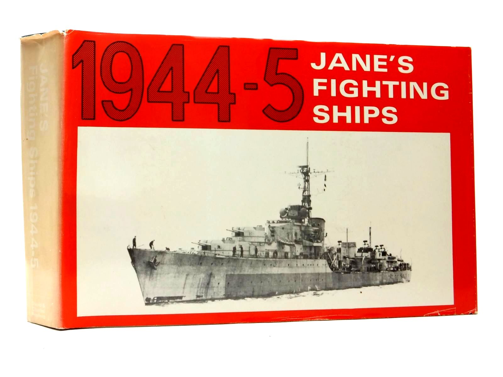 Photo of JANE'S FIGHTING SHIPS 1944-5 written by Jane, Fred T.<br />McMurtrie, Francis E. published by David & Charles (STOCK CODE: 2123463)  for sale by Stella & Rose's Books