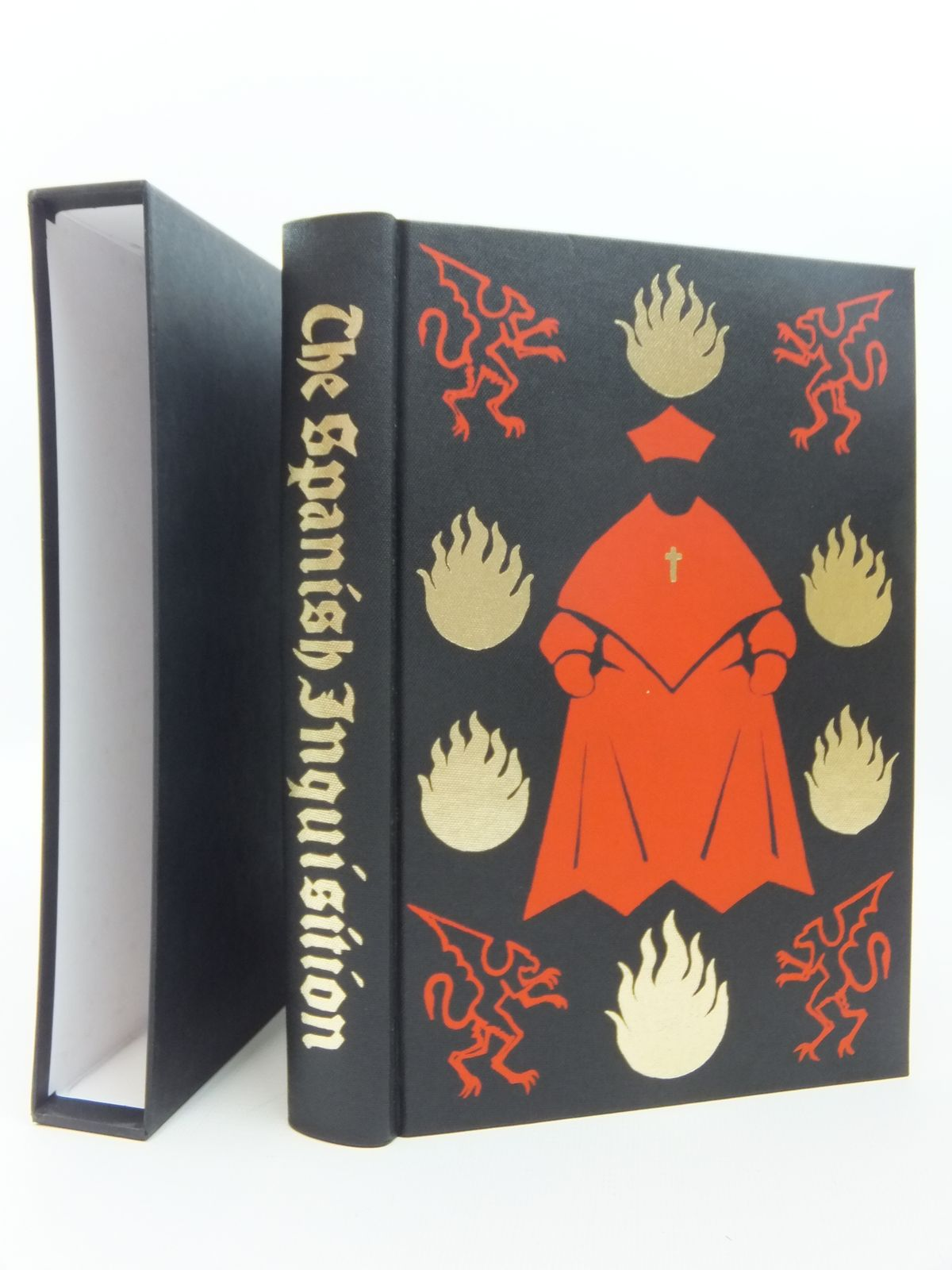 Photo of THE SPANISH INQUISITION written by Kamen, Henry published by Folio Society (STOCK CODE: 2123512)  for sale by Stella & Rose's Books