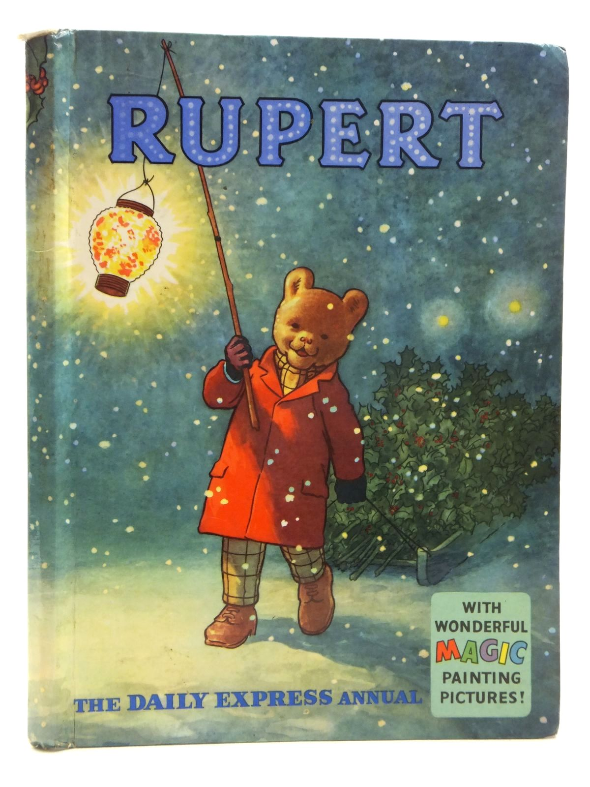 Photo of RUPERT ANNUAL 1960 written by Bestall, Alfred illustrated by Bestall, Alfred published by Daily Express (STOCK CODE: 2123542)  for sale by Stella & Rose's Books