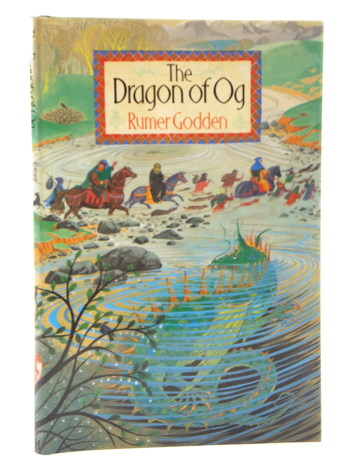 Photo of THE DRAGON OF OG written by Godden, Rumer illustrated by Baynes, Pauline published by Macmillan Children's Books (STOCK CODE: 2123581)  for sale by Stella & Rose's Books