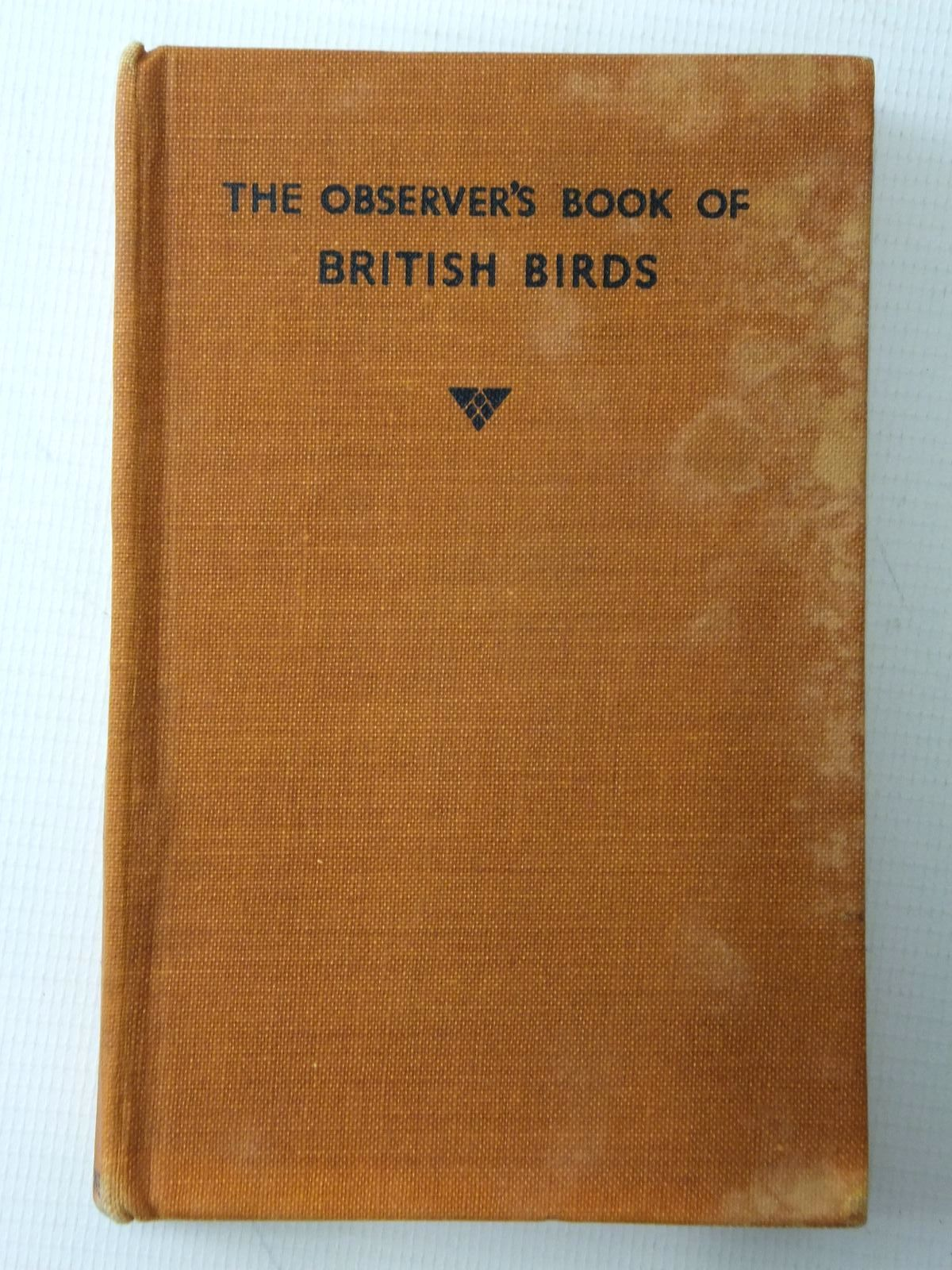 Photo of THE OBSERVER'S BOOK OF BRITISH BIRDS written by Benson, S. Vere published by Frederick Warne & Co Ltd. (STOCK CODE: 2123616)  for sale by Stella & Rose's Books
