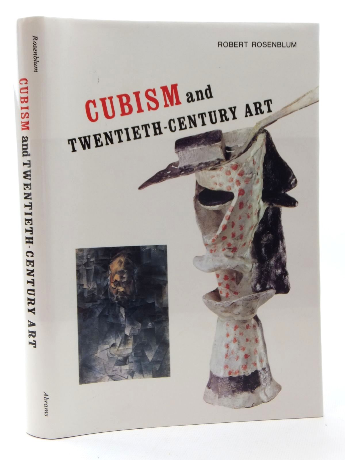 Photo of CUBISM AND TWENTIETH-CENTURY ART written by Rosenblum, Robert published by Harry N. Abrams, Inc. (STOCK CODE: 2123680)  for sale by Stella & Rose's Books