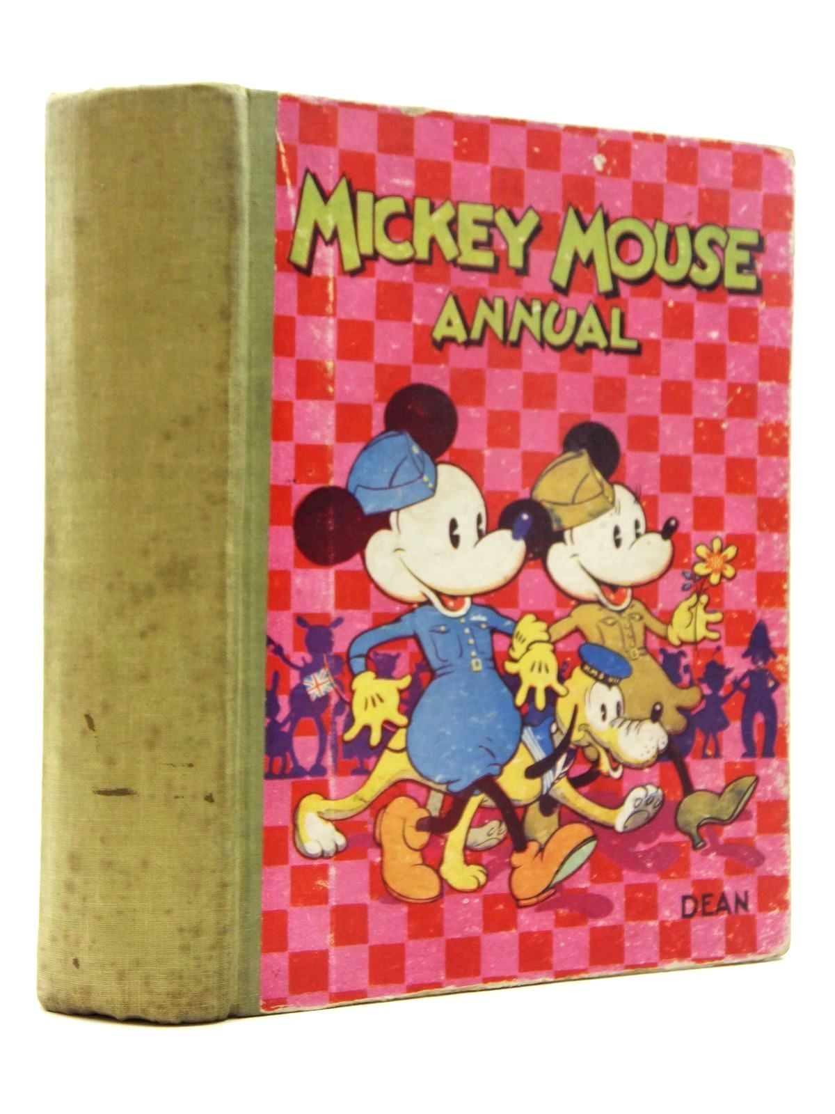 Photo of MICKEY MOUSE ANNUAL 1944 written by Disney, Walt published by Dean & Son Ltd. (STOCK CODE: 2123836)  for sale by Stella & Rose's Books