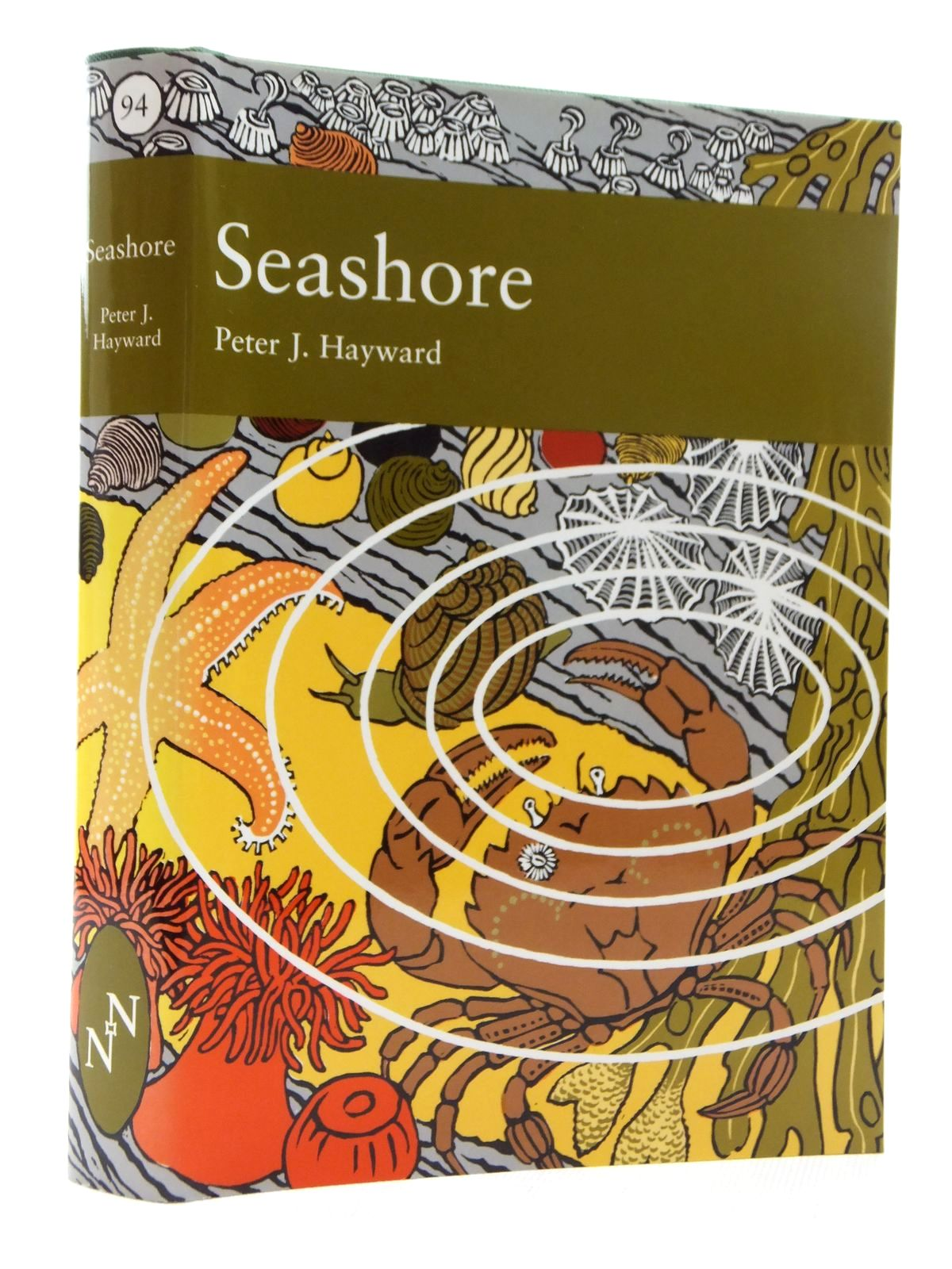 Photo of A NATURAL HISTORY OF THE SEASHORE (NN 94) written by Hayward, Peter J. published by Collins (STOCK CODE: 2123838)  for sale by Stella & Rose's Books
