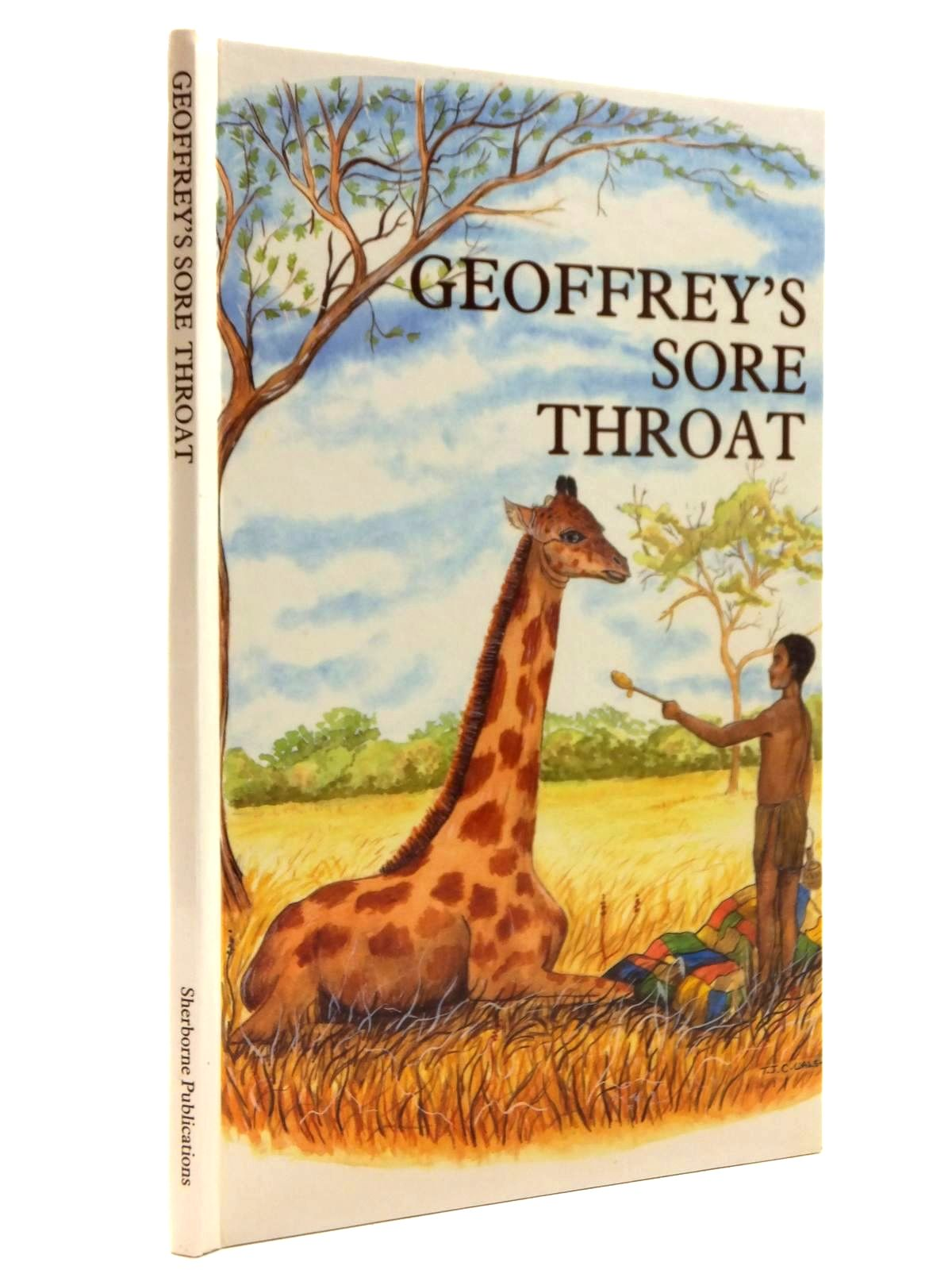 Photo of GEOFFREY'S SORE THROAT written by Sutherland, Maria illustrated by Walsh, T.J.C. published by Sherbourne Publications (STOCK CODE: 2123858)  for sale by Stella & Rose's Books