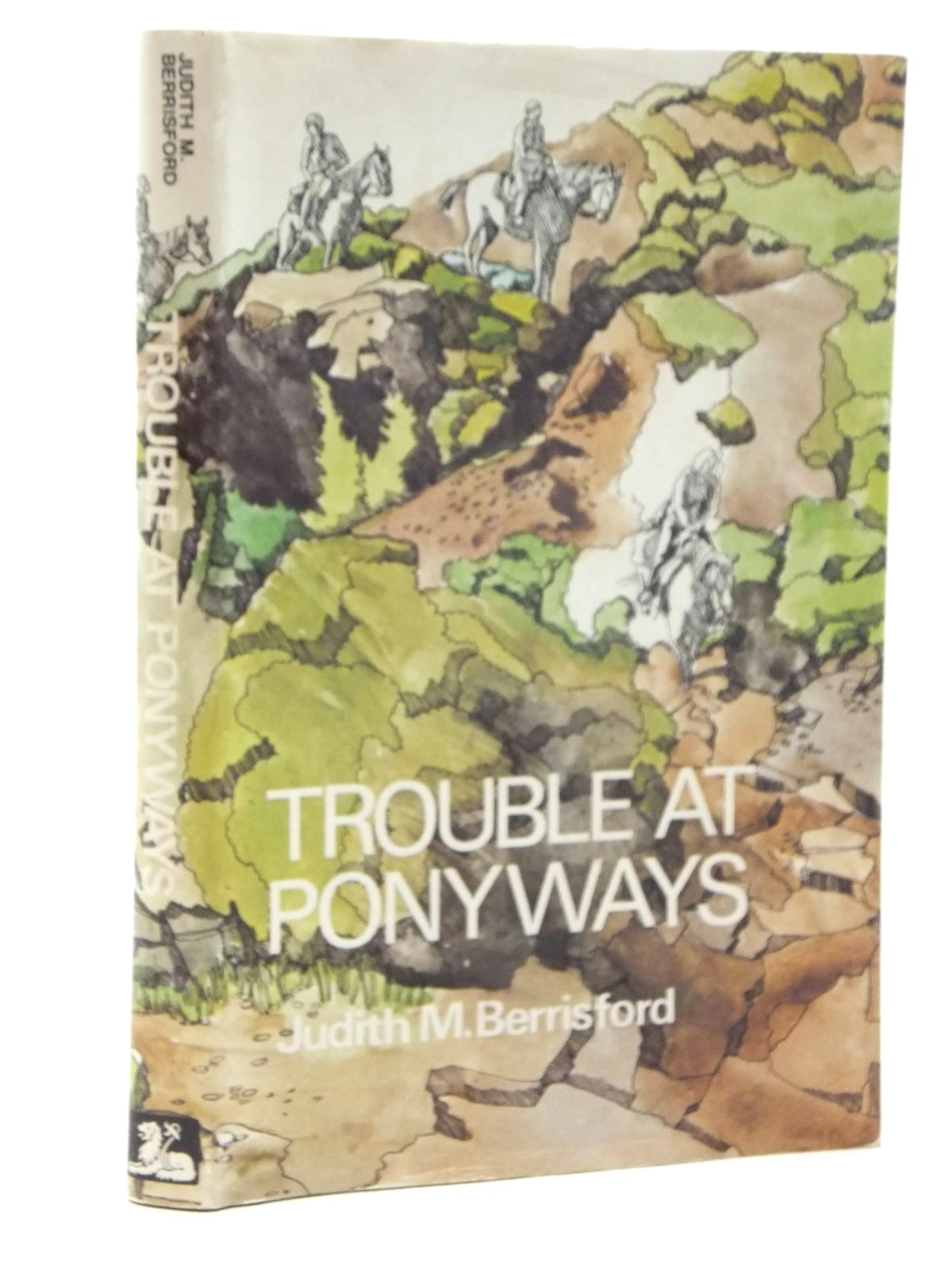 Photo of TROUBLE AT PONYWAYS written by Berrisford, Judith M. illustrated by Grant, Elisabeth published by White Lion Publishers Limited (STOCK CODE: 2123862)  for sale by Stella & Rose's Books