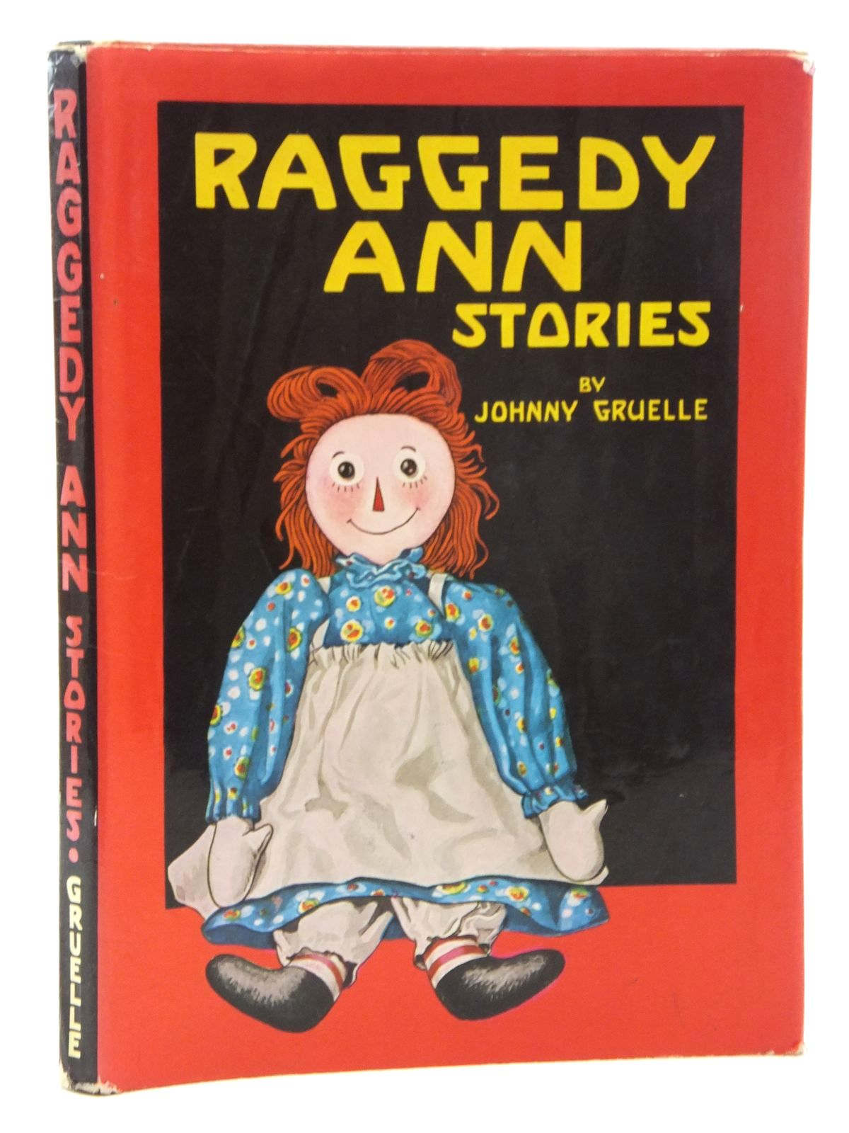 Photo of RAGGEDY ANN STORIES written by Gruelle, Johnny illustrated by Gruelle, Johnny published by Collins (STOCK CODE: 2123866)  for sale by Stella & Rose's Books