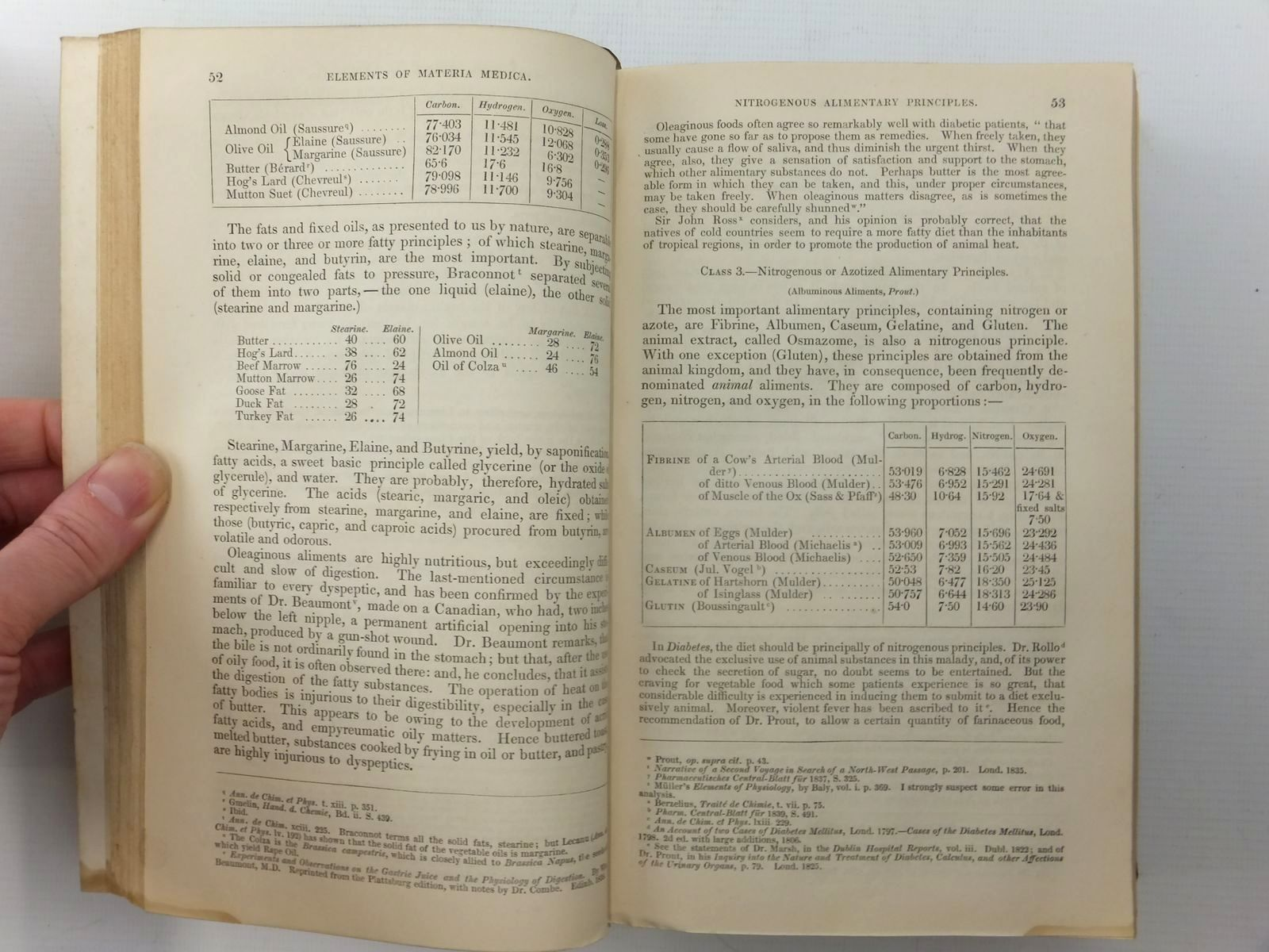 Photo of THE ELEMENTS OF MATERIA MEDICA AND THERAPEUTICS (2 VOLUMES) written by Pereira, Jonathan published by Longman, Brown, Green & Longmans (STOCK CODE: 2123935)  for sale by Stella & Rose's Books