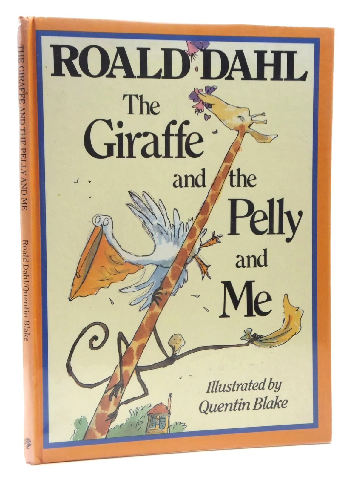 Photo of THE GIRAFFE AND THE PELLY AND ME