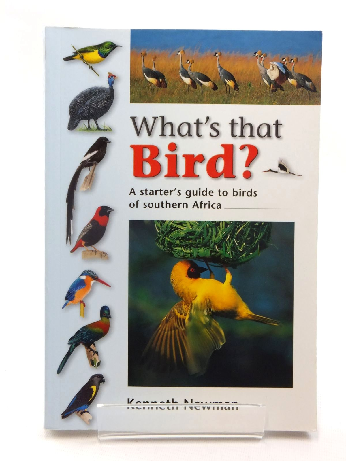 Photo of WHAT'S THAT BIRD? A STARTER'S GUIDE TO BIRDS OF SOUTHERN AFRICA written by Newman, Kenneth published by Struik Nature (STOCK CODE: 2124021)  for sale by Stella & Rose's Books