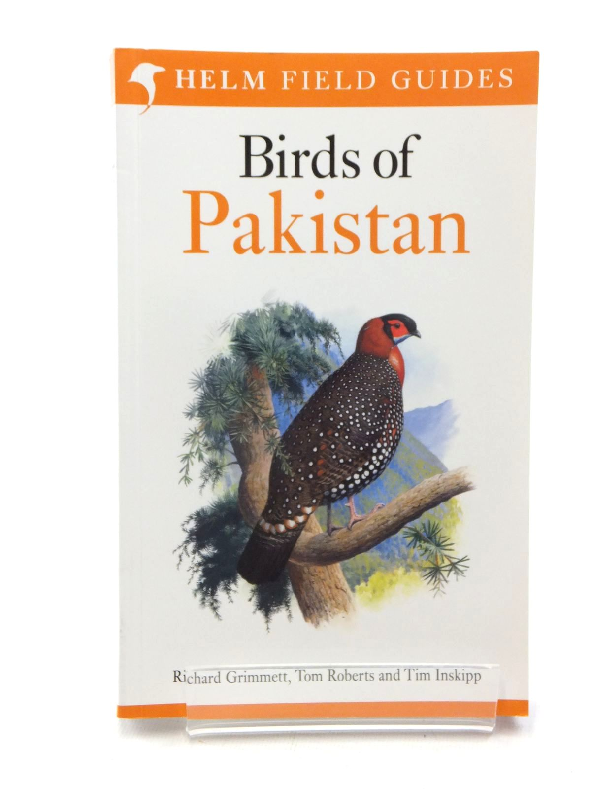 Photo of BIRDS OF PAKISTAN written by Grimmett, Richard<br />Roberts, Tom<br />Inskipp, Tim illustrated by Byers, Clive<br />Cole, Daniel<br />et al., published by Christopher Helm (STOCK CODE: 2124029)  for sale by Stella & Rose's Books