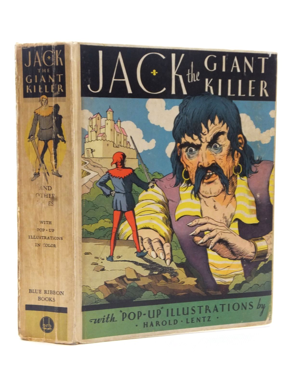 Photo of JACK THE GIANT KILLER AND OTHER TALES