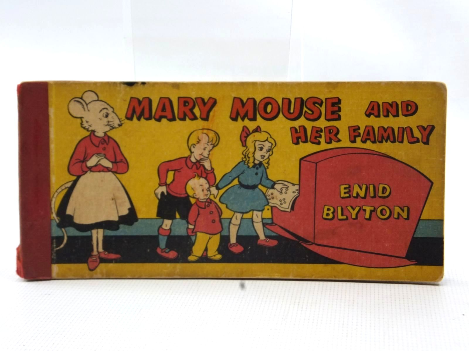 Photo of MARY MOUSE AND HER FAMILY written by Blyton, Enid illustrated by Openshaw, Olive F.<br />White, Fred published by Brockhampton Press (STOCK CODE: 2124079)  for sale by Stella & Rose's Books