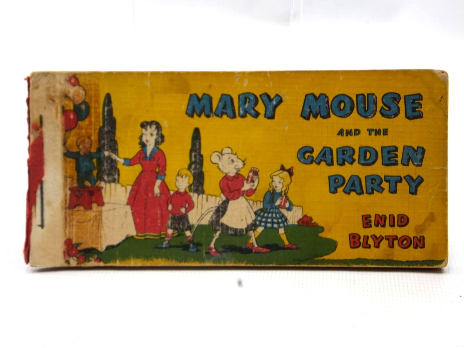Photo of MARY MOUSE AND THE GARDEN PARTY written by Blyton, Enid illustrated by White, Fred published by Brockhampton Press Ltd. (STOCK CODE: 2124080)  for sale by Stella & Rose's Books