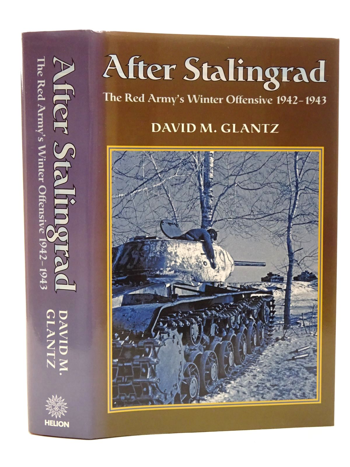 Photo of AFTER STALINGRAD: THE RED ARMY'S WINTER OFFENSIVE 1942-43 written by Glantz, David published by Helion & Company (STOCK CODE: 2124177)  for sale by Stella & Rose's Books