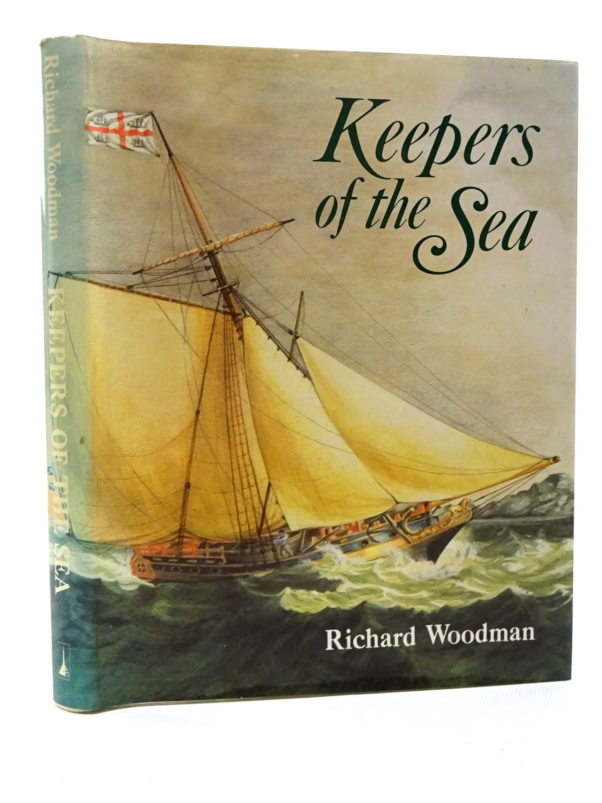 Photo of KEEPERS OF THE SEA A HISTORY OF THE YACHTS AND TENDERS OF TRINITY HOUSE written by Woodman, Richard published by Terence Dalton Limited (STOCK CODE: 2124190)  for sale by Stella & Rose's Books