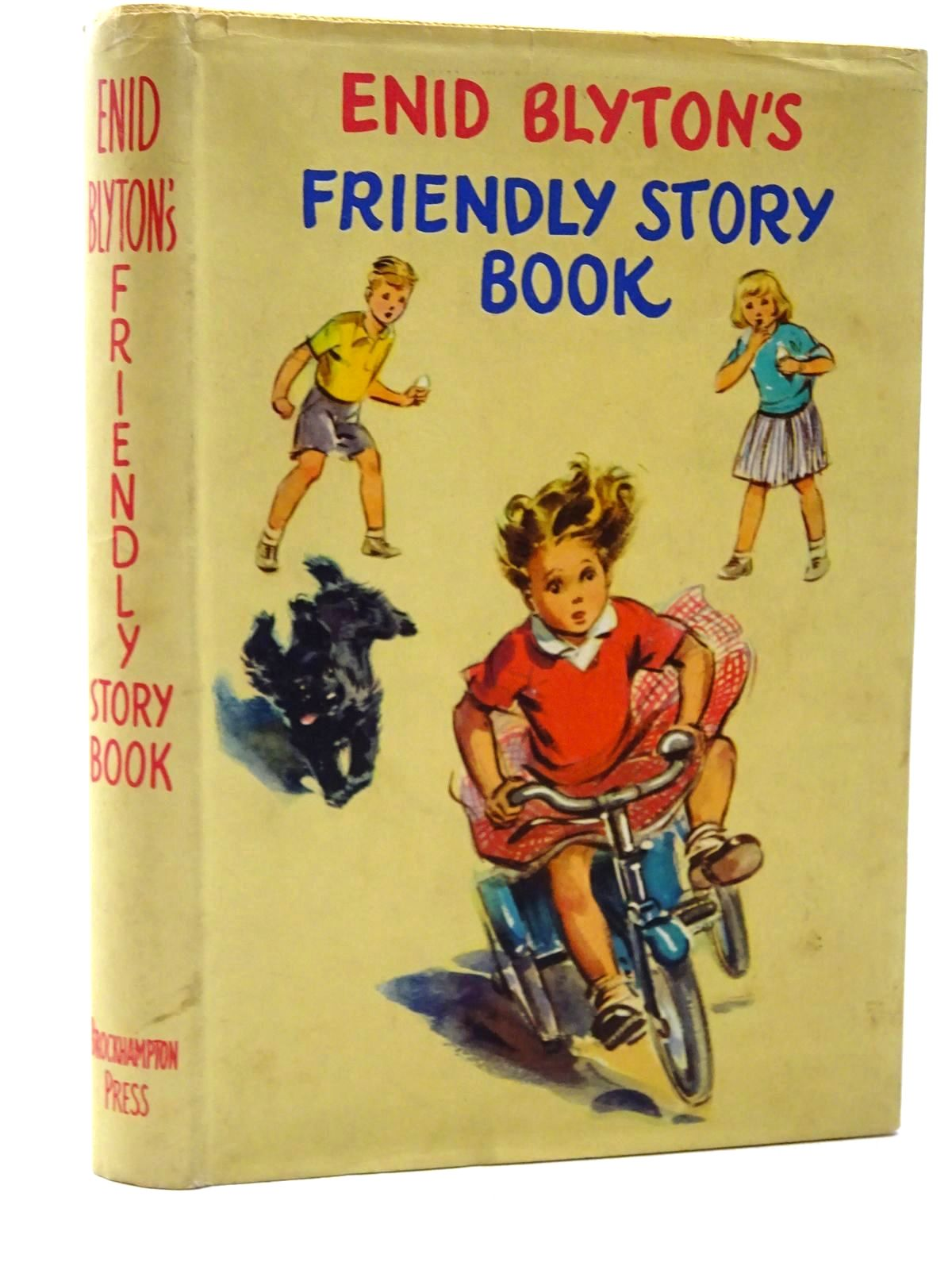 Photo of ENID BLYTON'S FRIENDLY STORY BOOK written by Blyton, Enid illustrated by Soper, Eileen published by Brockhampton Press (STOCK CODE: 2124265)  for sale by Stella & Rose's Books