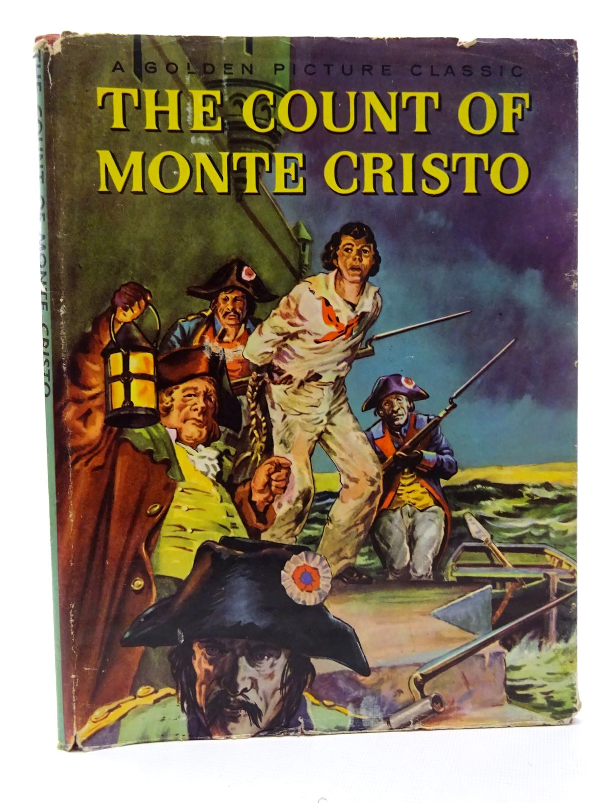 Photo of THE COUNT OF MONTE CRISTO written by Dumas, Alexandre<br />Robinson, Edward illustrated by Greene, Hamilton published by Purnell & Sons (STOCK CODE: 2124306)  for sale by Stella & Rose's Books