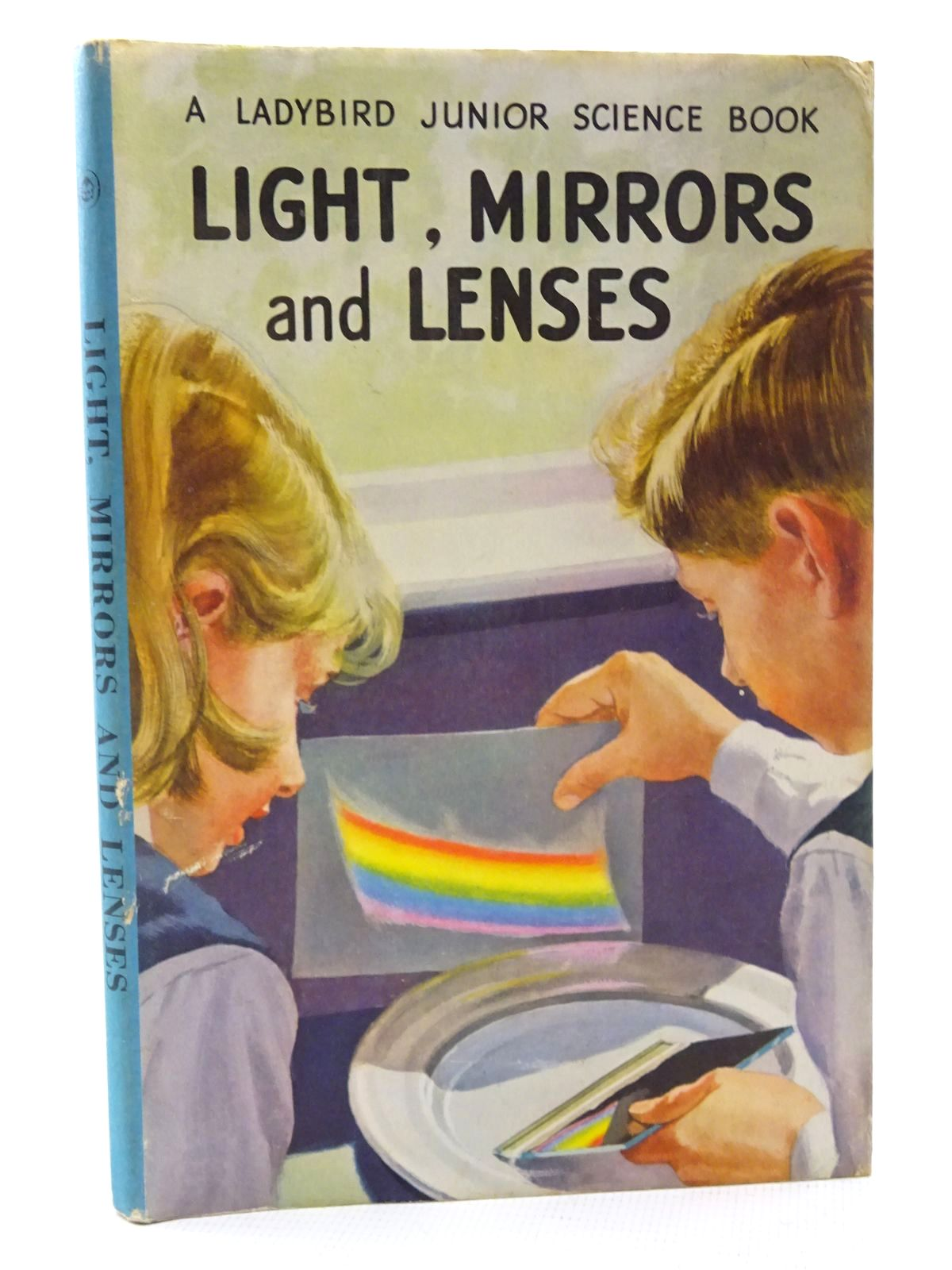 Photo of LIGHT, MIRRORS AND LENSES written by Newing, F.E.<br />Bowood, Richard illustrated by Wingfield, J.H. published by Wills & Hepworth Ltd. (STOCK CODE: 2124333)  for sale by Stella & Rose's Books