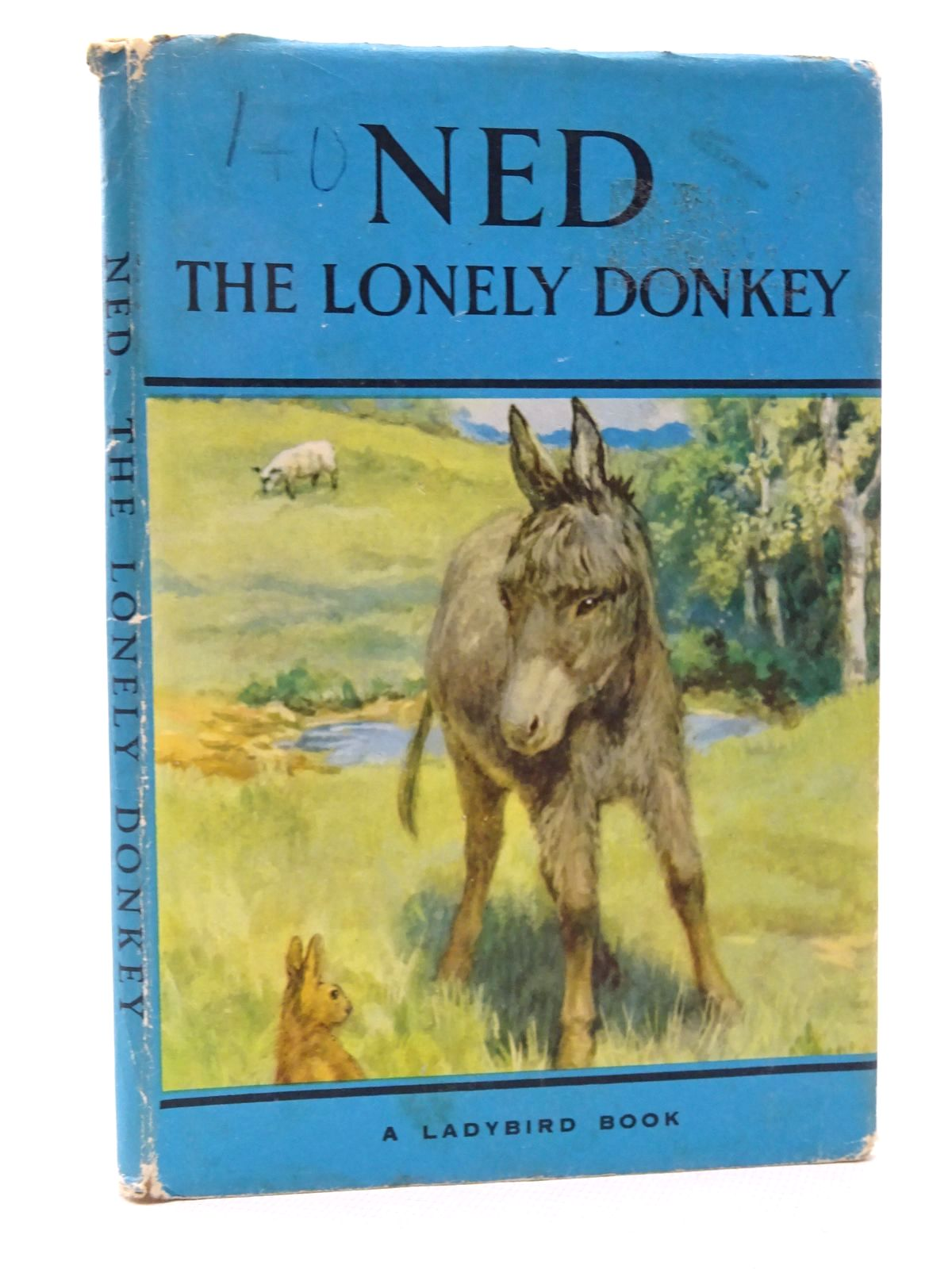 Photo of NED THE LONELY DONKEY written by Barr, Noel illustrated by Hickling, P.B. published by Wills & Hepworth Ltd. (STOCK CODE: 2124339)  for sale by Stella & Rose's Books