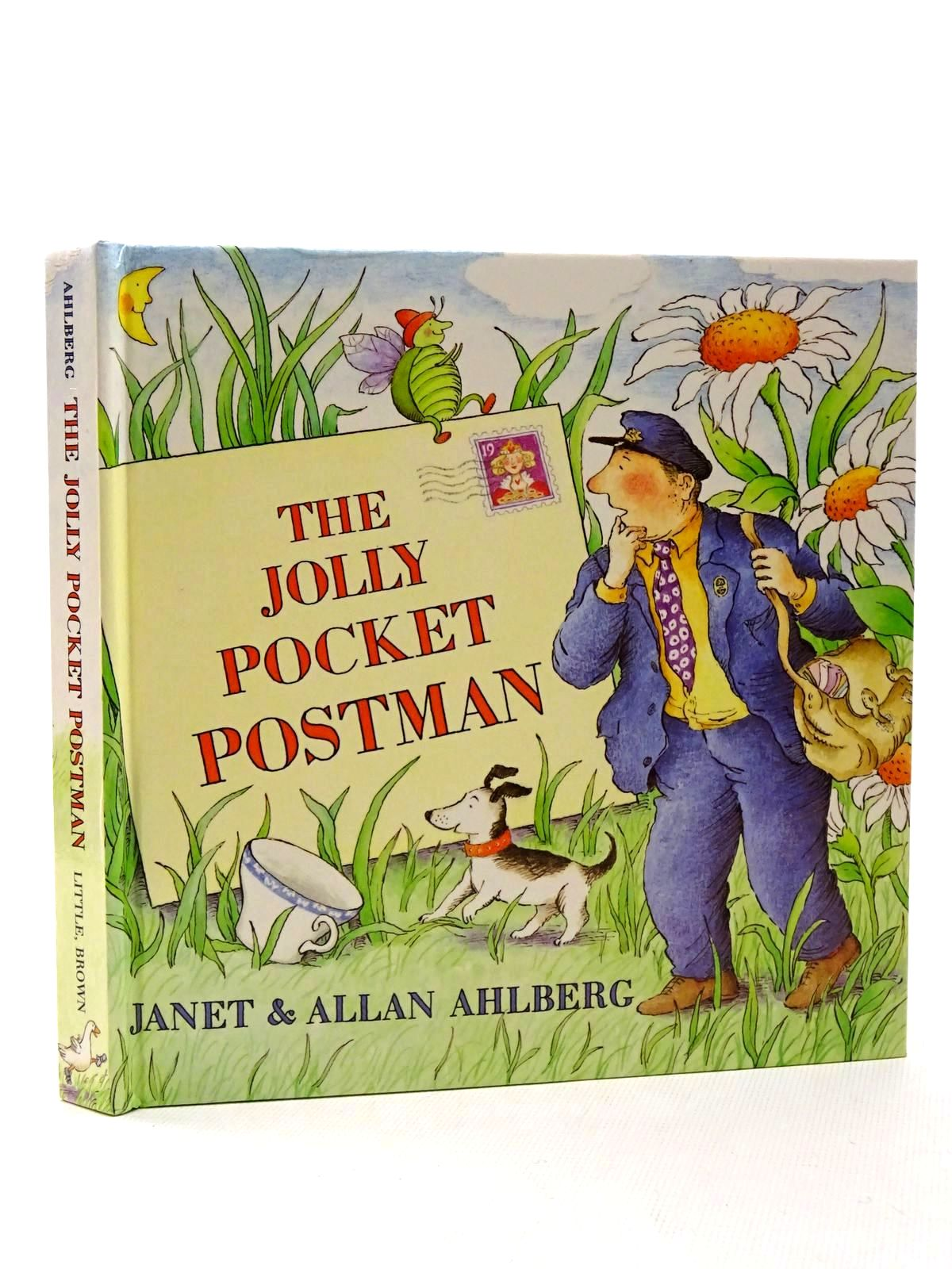 Photo of THE JOLLY POCKET POSTMAN written by Ahlberg, Allan illustrated by Ahlberg, Janet published by Little, Brown (STOCK CODE: 2124373)  for sale by Stella & Rose's Books