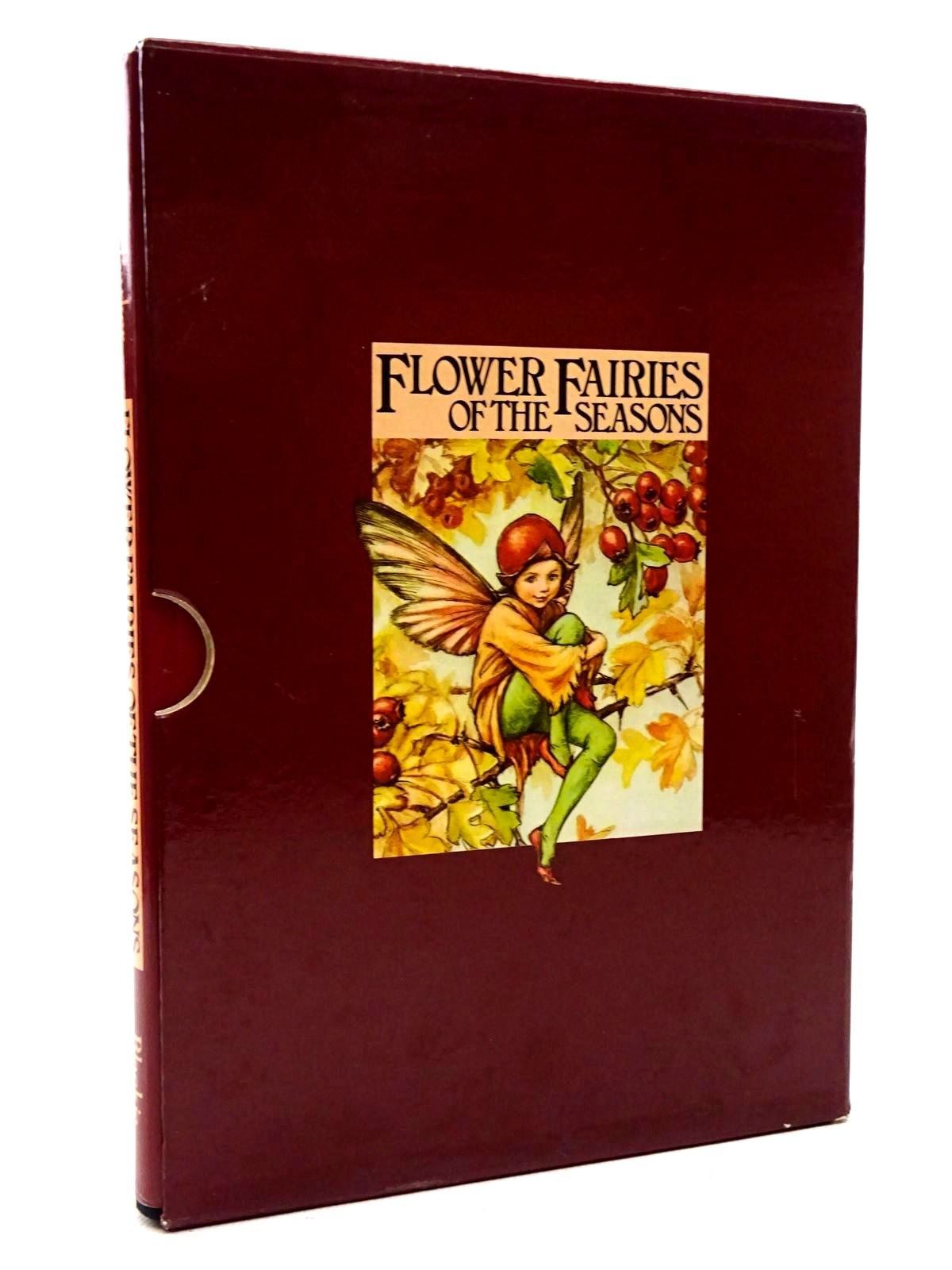 Photo of FLOWER FAIRIES OF THE SEASONS written by Barker, Cicely Mary illustrated by Barker, Cicely Mary published by Blackie & Son Ltd. (STOCK CODE: 2124382)  for sale by Stella & Rose's Books