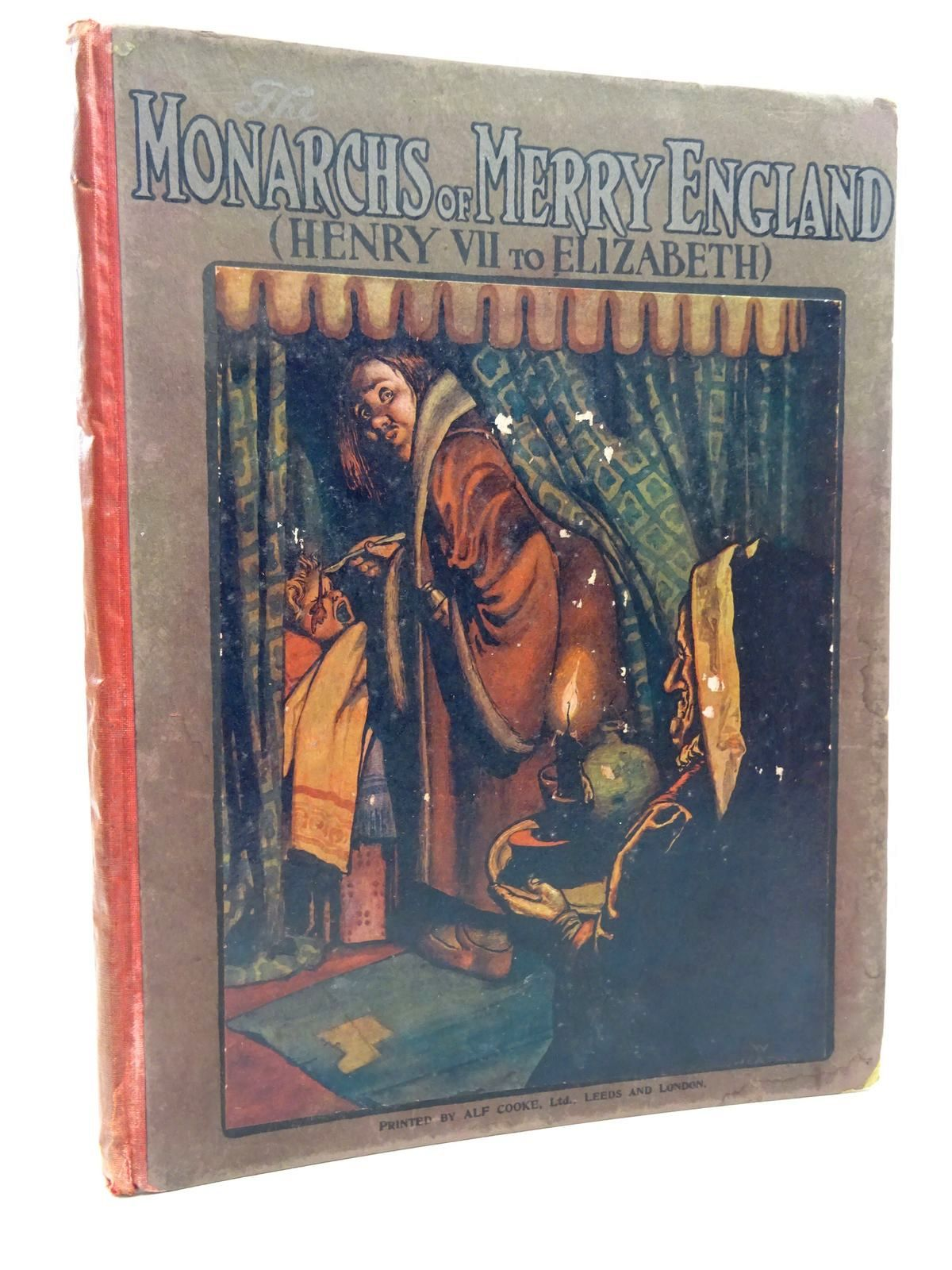 Photo of THE MONARCHS OF MERRY ENGLAND (4 VOLUMES) written by Carse, Roland illustrated by Robinson, W. Heath published by Alf Cooke Ltd. (STOCK CODE: 2124402)  for sale by Stella & Rose's Books