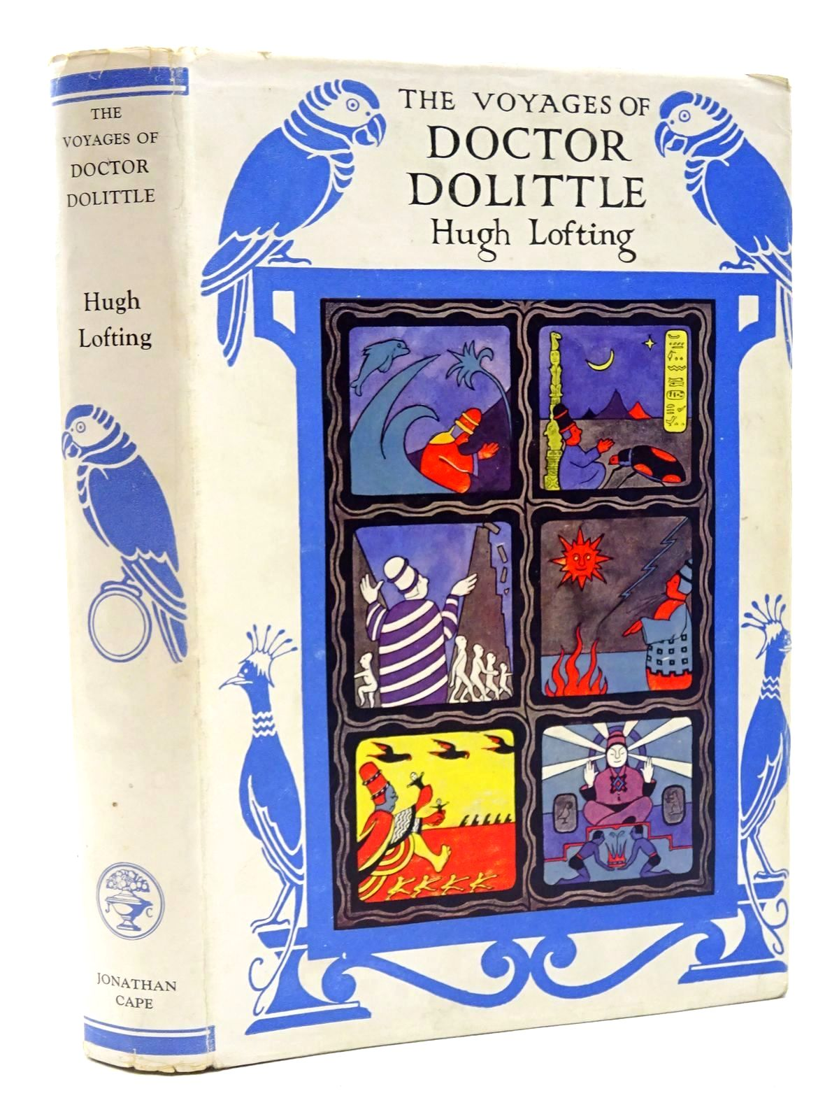 Photo of THE VOYAGES OF DOCTOR DOLITTLE written by Lofting, Hugh illustrated by Lofting, Hugh published by Jonathan Cape (STOCK CODE: 2124436)  for sale by Stella & Rose's Books