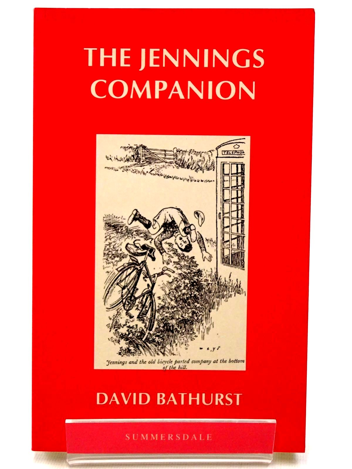 Photo of THE JENNINGS COMPANION written by Bathurst, David published by Summersdale (STOCK CODE: 2124510)  for sale by Stella & Rose's Books