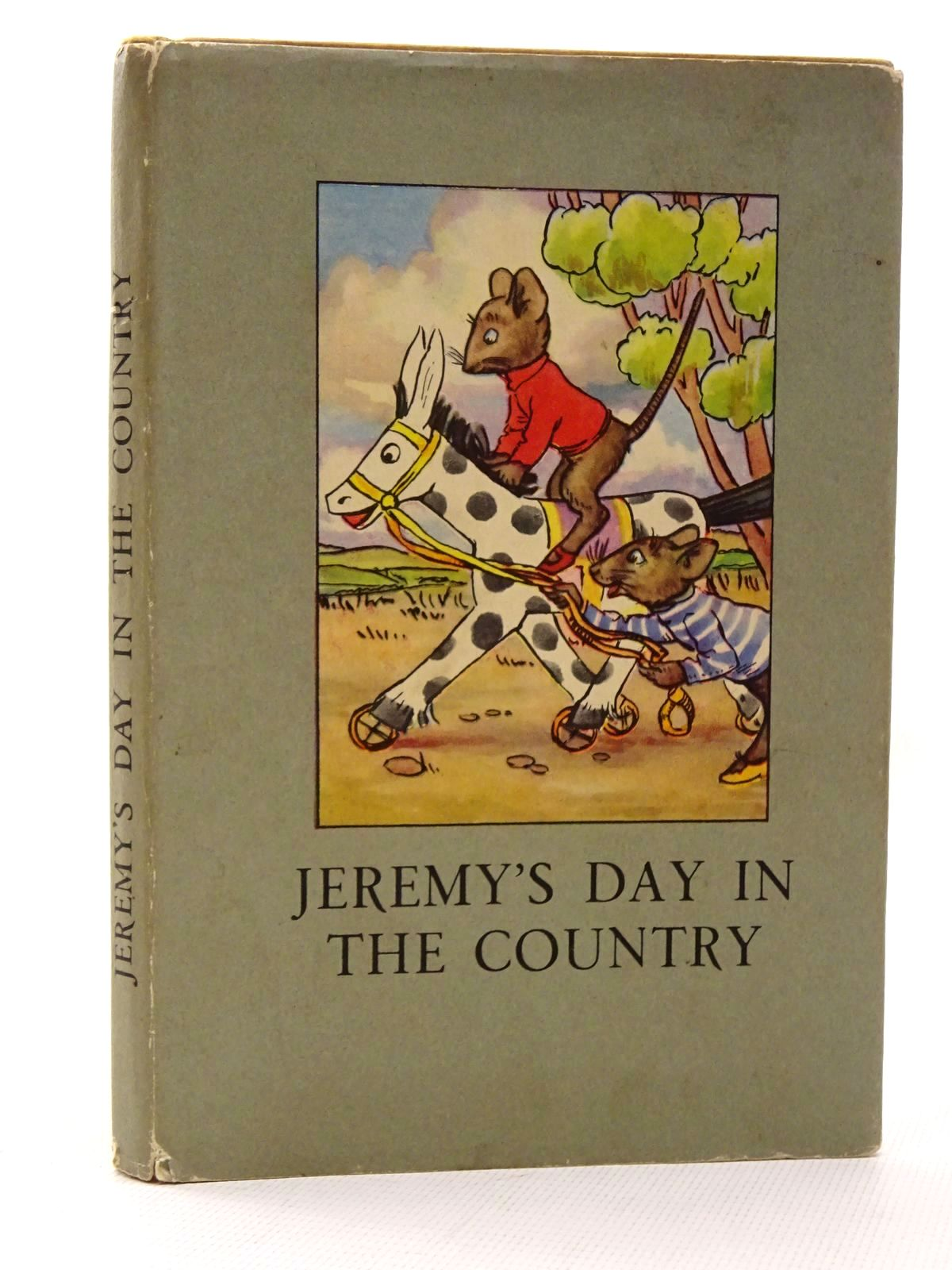 Photo of JEREMY'S DAY IN THE COUNTRY written by Macgregor, A.J.<br />Perring, W. illustrated by Macgregor, A.J. published by Wills & Hepworth Ltd. (STOCK CODE: 2124620)  for sale by Stella & Rose's Books