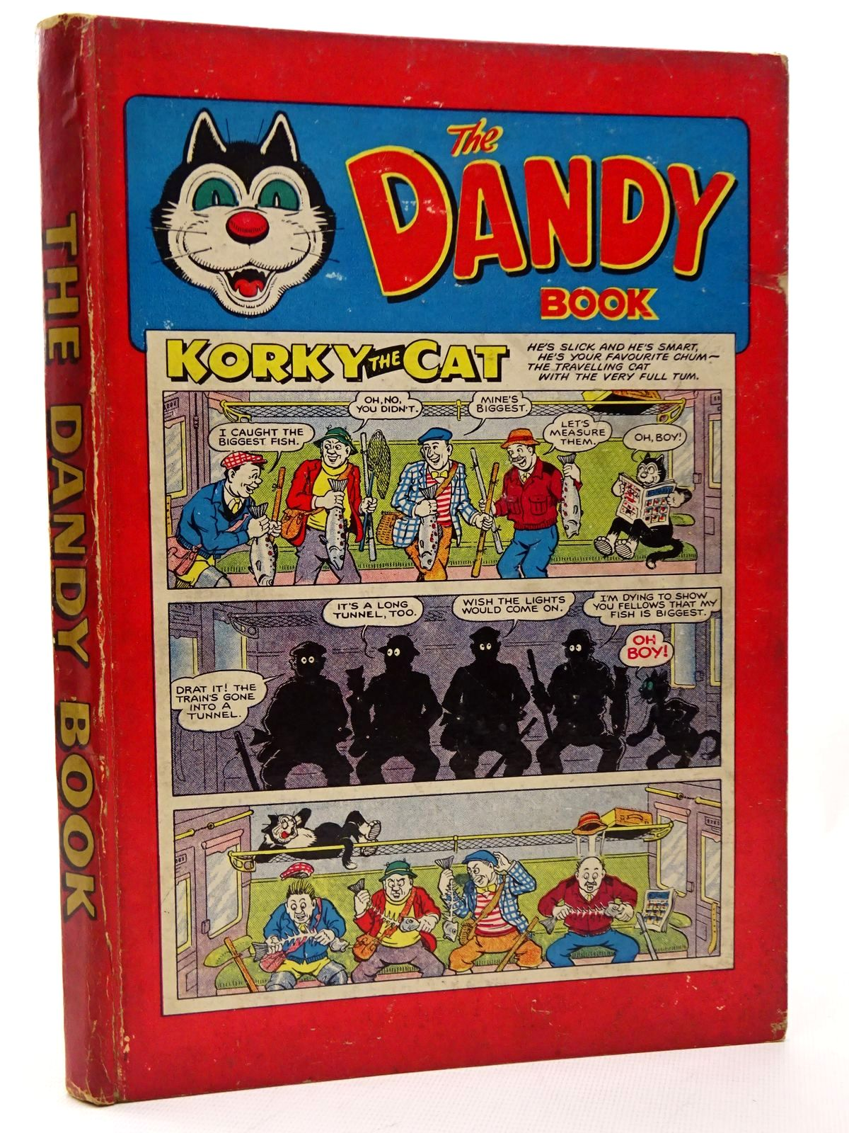 Photo of THE DANDY BOOK 1957- Stock Number: 2124623