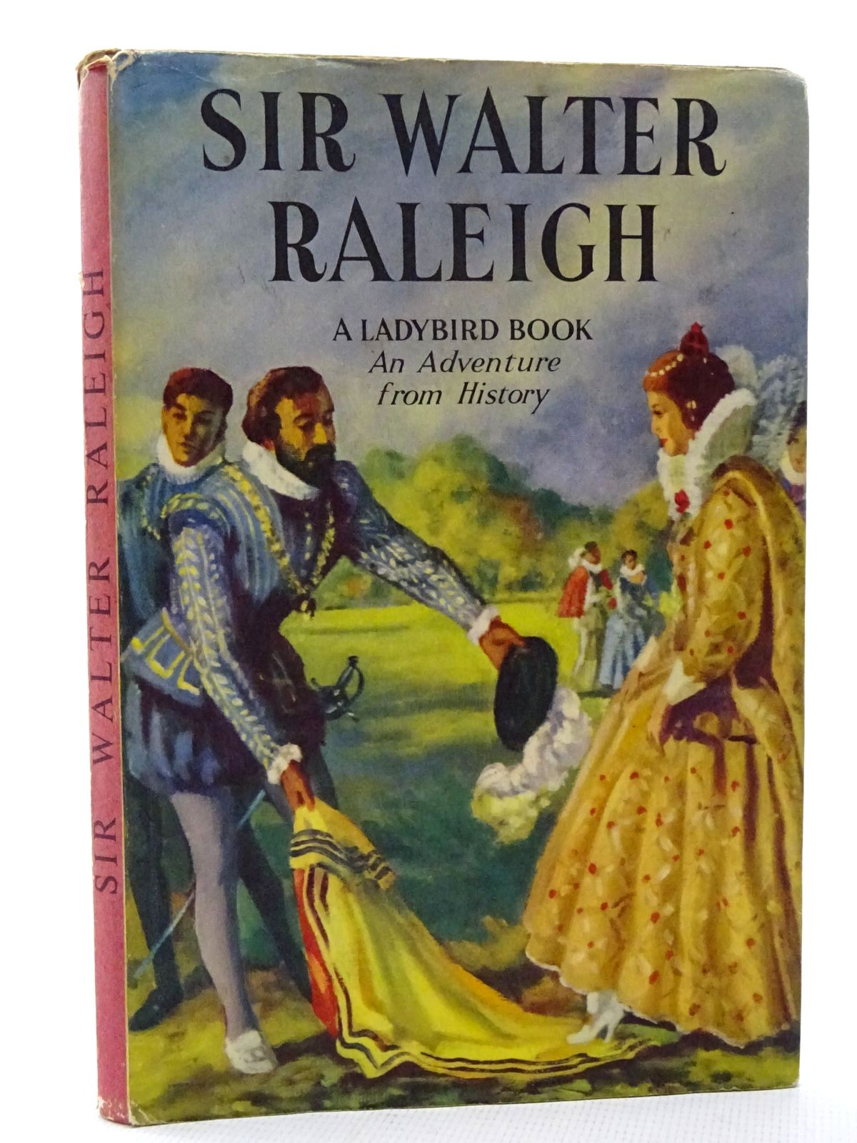 Photo of SIR WALTER RALEIGH written by Peach, L. Du Garde illustrated by Kenney, John published by Wills & Hepworth Ltd. (STOCK CODE: 2124649)  for sale by Stella & Rose's Books