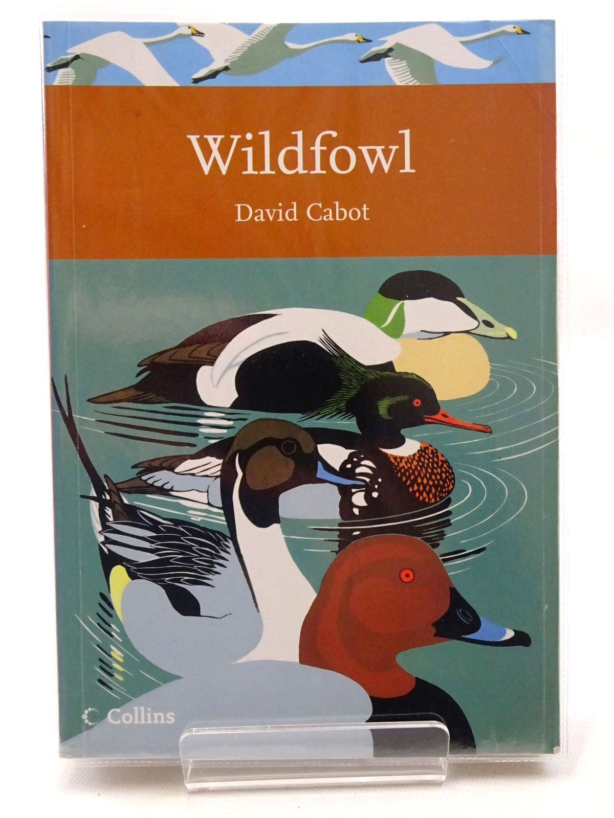 Photo of WILDFOWL (NN 110) written by Cabot, David published by Collins (STOCK CODE: 2124665)  for sale by Stella & Rose's Books