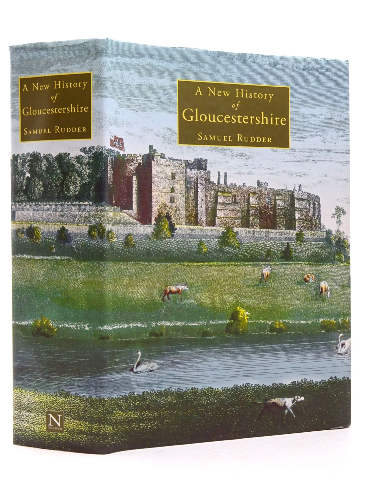 Photo of A NEW HISTORY OF GLOUCESTERSHIRE written by Rudder, Samuel<br />Herbert, N.M. published by Nonsuch Publishing Limited (STOCK CODE: 2124677)  for sale by Stella & Rose's Books