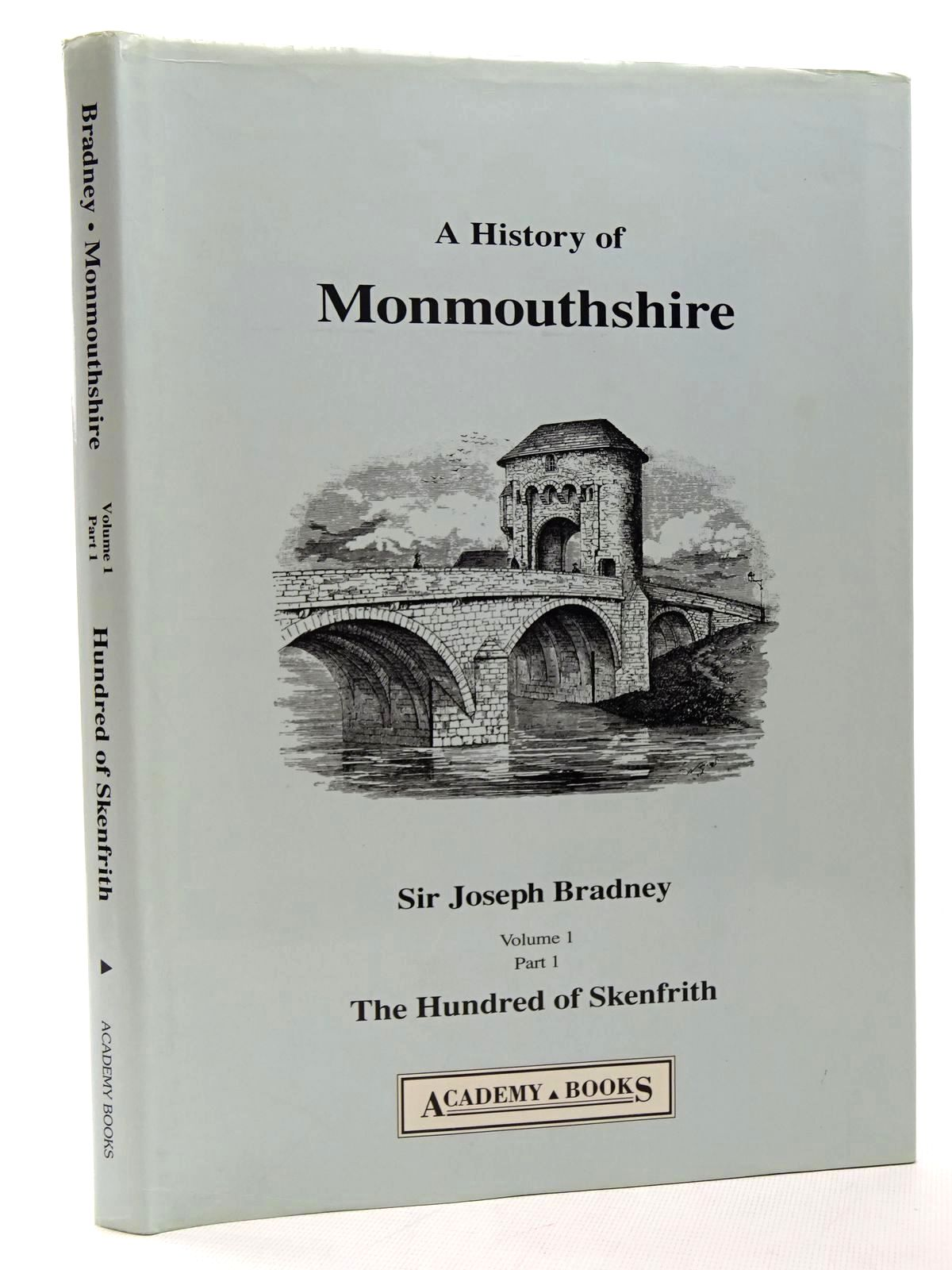 Photo of A HISTORY OF MONMOUTHSHIRE THE HUNDRED OF SKENFRITH written by Bradney, Joseph published by Academy Books (STOCK CODE: 2124688)  for sale by Stella & Rose's Books