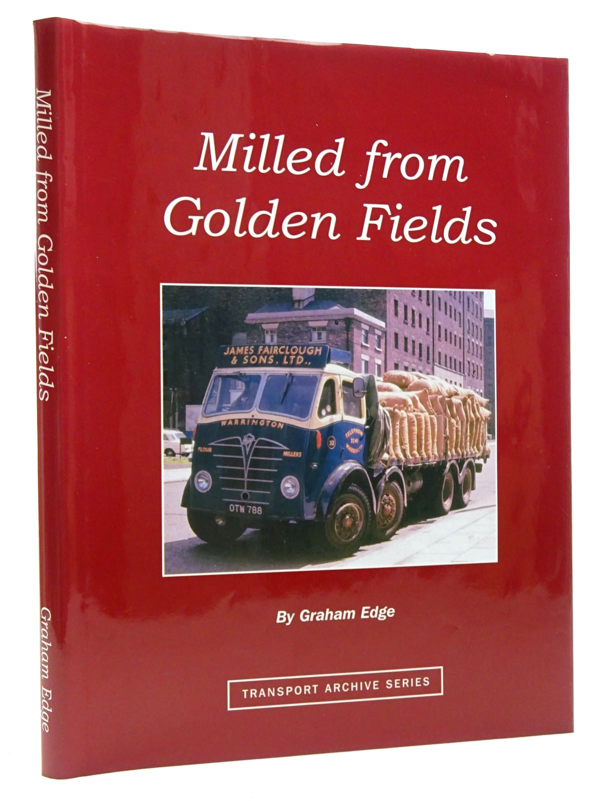 Photo of MILLED FROM GOLDEN FIELDS written by Edge, Graham published by Gingerfold Publications (STOCK CODE: 2124777)  for sale by Stella & Rose's Books