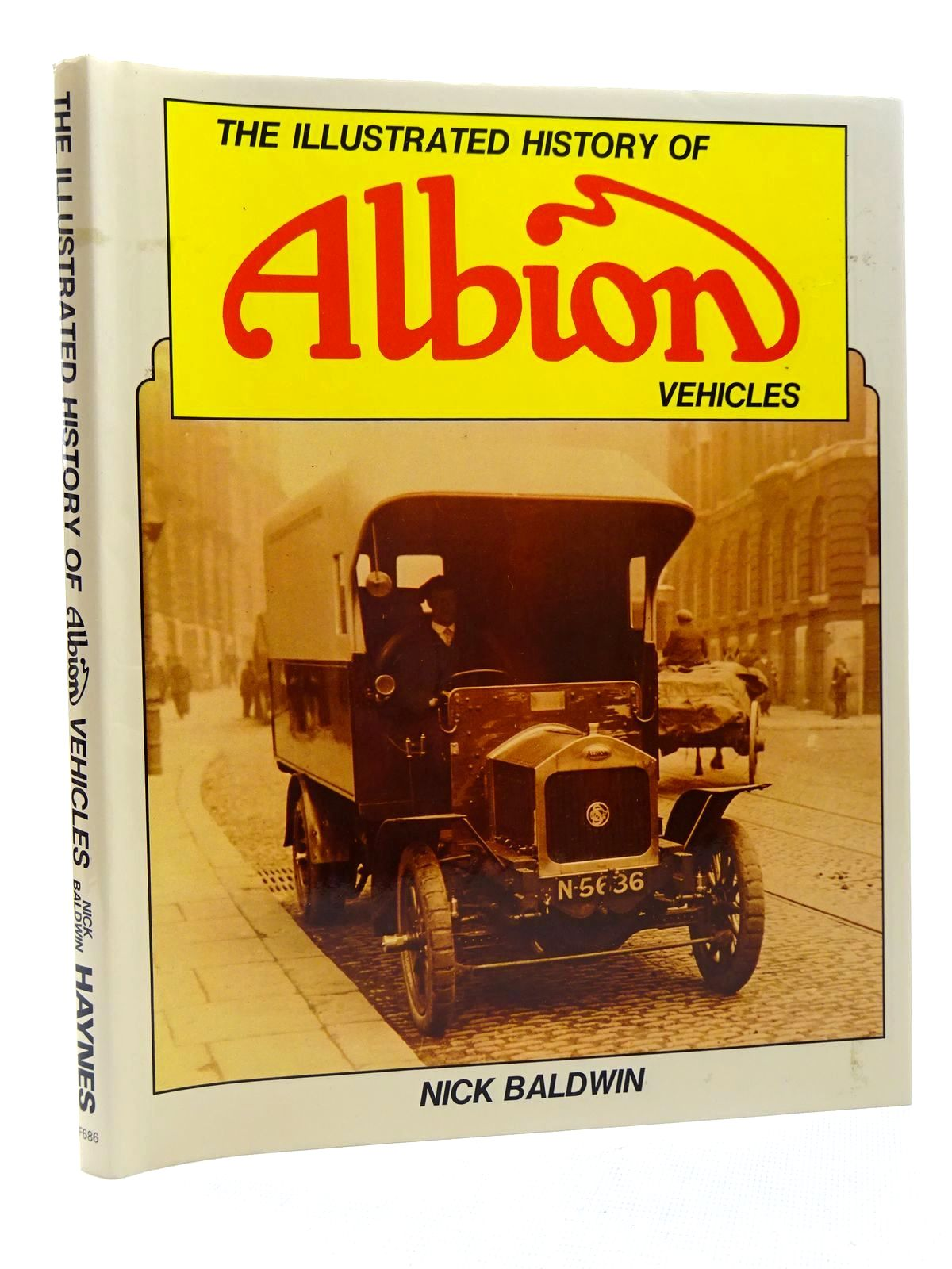Photo of THE ILLUSTRATED HISTORY OF ALBION VEHICLES written by Baldwin, Nick published by Haynes Publishing Group (STOCK CODE: 2124783)  for sale by Stella & Rose's Books
