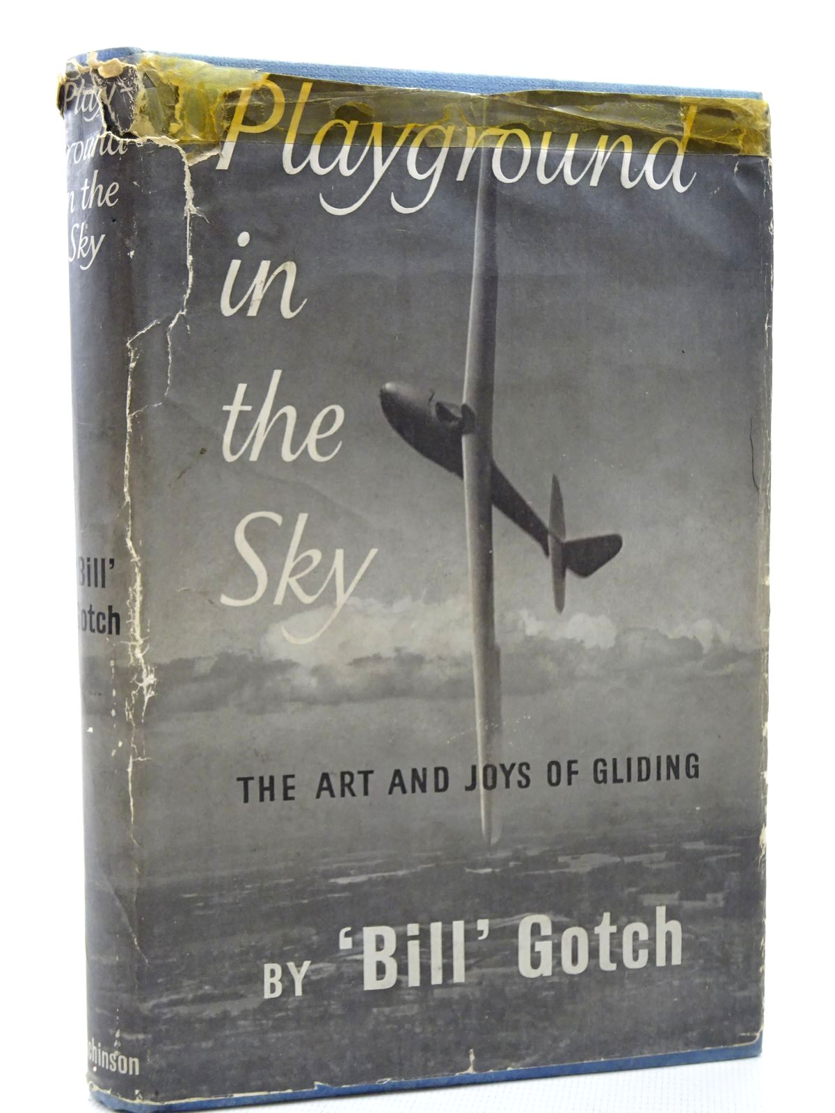 Photo of PLAYGROUND IN THE SKY written by Gotch, Bill published by Hutchinson (STOCK CODE: 2124805)  for sale by Stella & Rose's Books