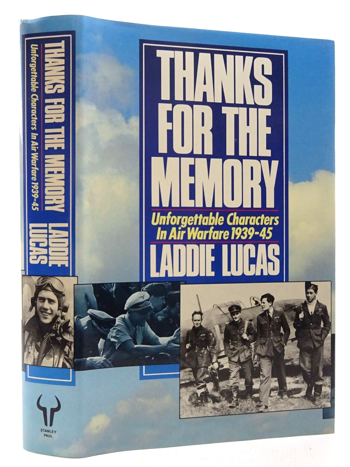 Photo of THANKS FOR THE MEMORY UNFORGETTABLE CHARACTERS IN AIR WARFARE 1939-1945 written by Lucas, Laddie published by Stanley Paul (STOCK CODE: 2124810)  for sale by Stella & Rose's Books
