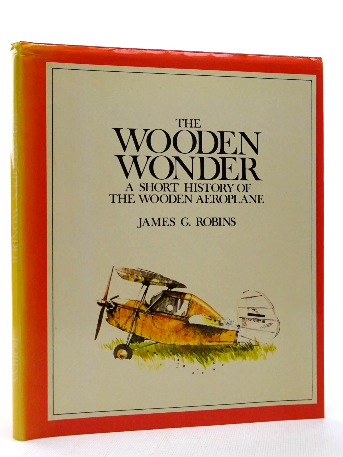 Photo of THE WOODEN WONDER written by Robins, James G. (STOCK CODE: 2124816)  for sale by Stella & Rose's Books