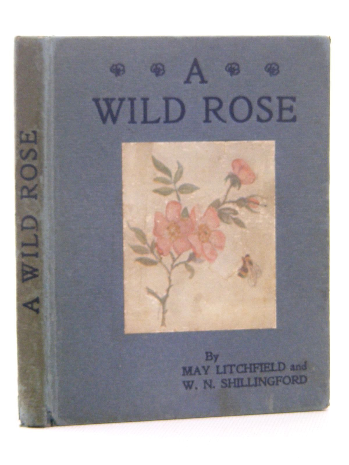 Photo of A WILD ROSE written by Litchfield, May illustrated by Shillingford, W.N. published by Henry J. Drane (STOCK CODE: 2124901)  for sale by Stella & Rose's Books