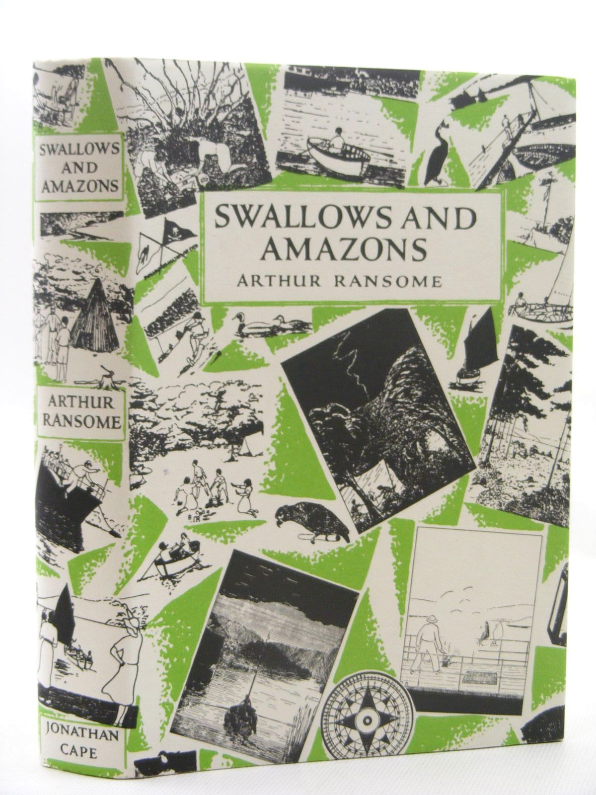 Photo of SWALLOWS AND AMAZONS