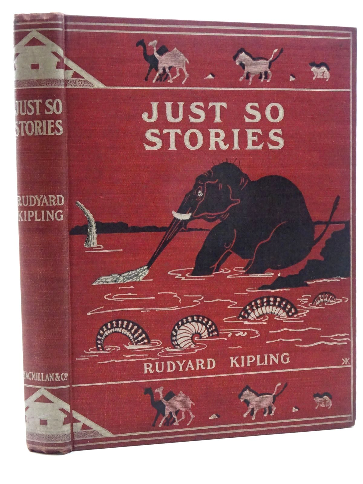 Photo of JUST SO STORIES